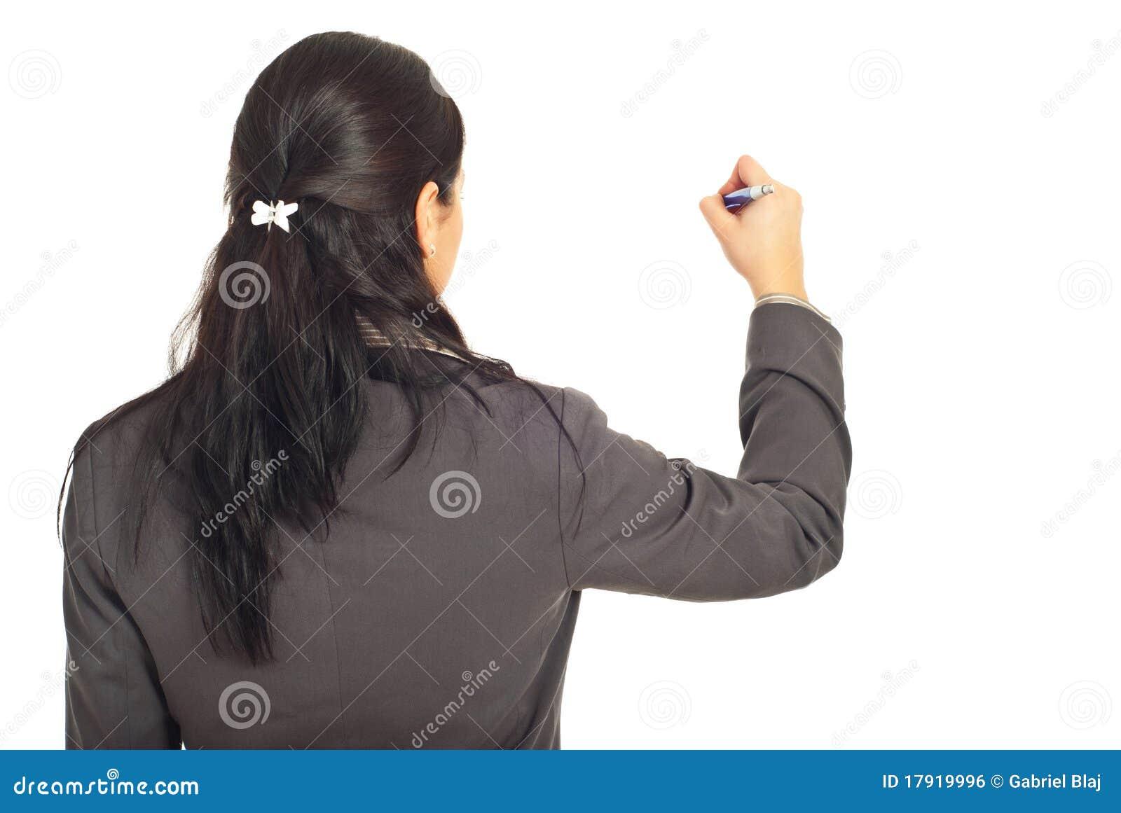复制总公司背面图妇女写道