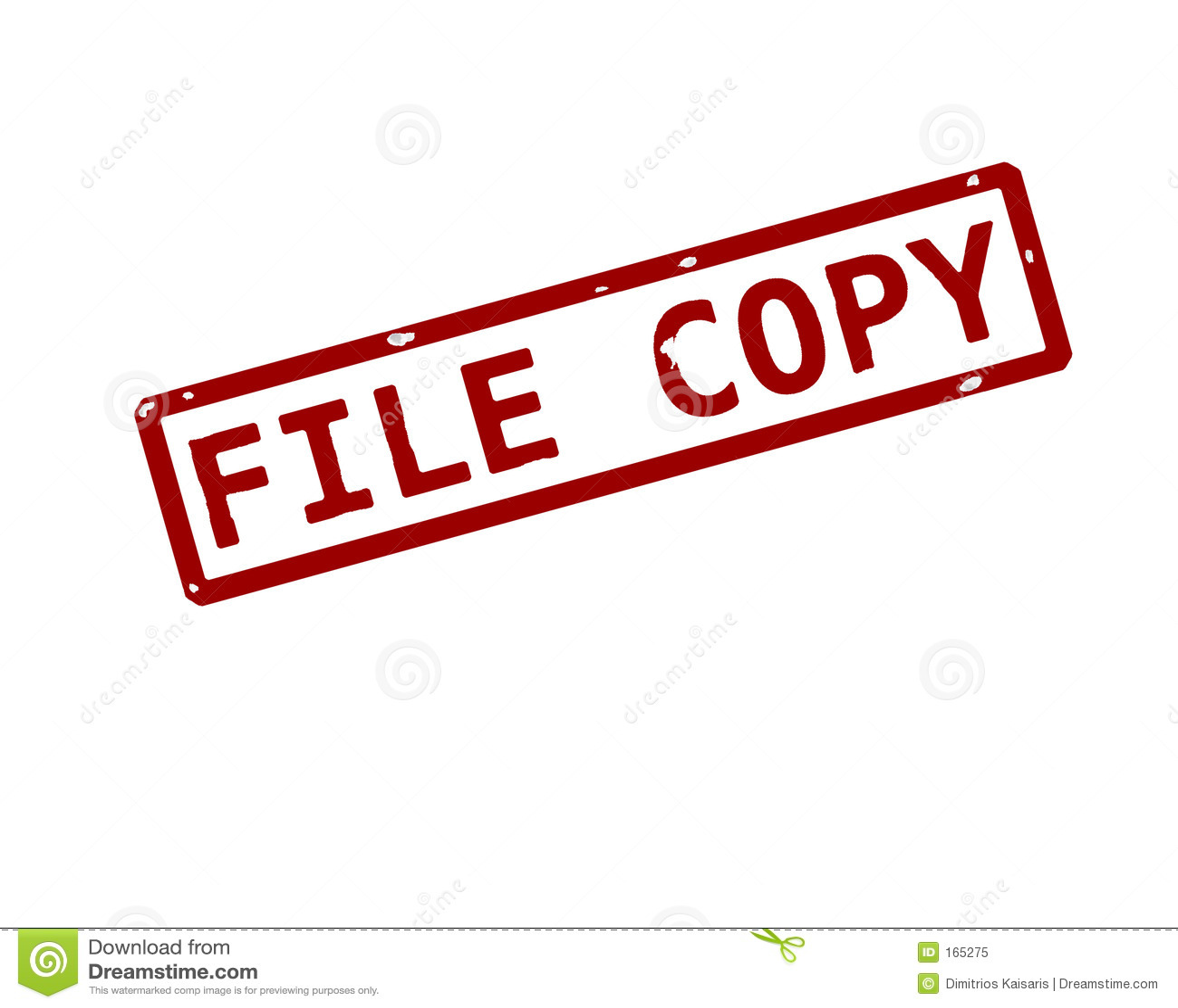复制文件墨水印花税