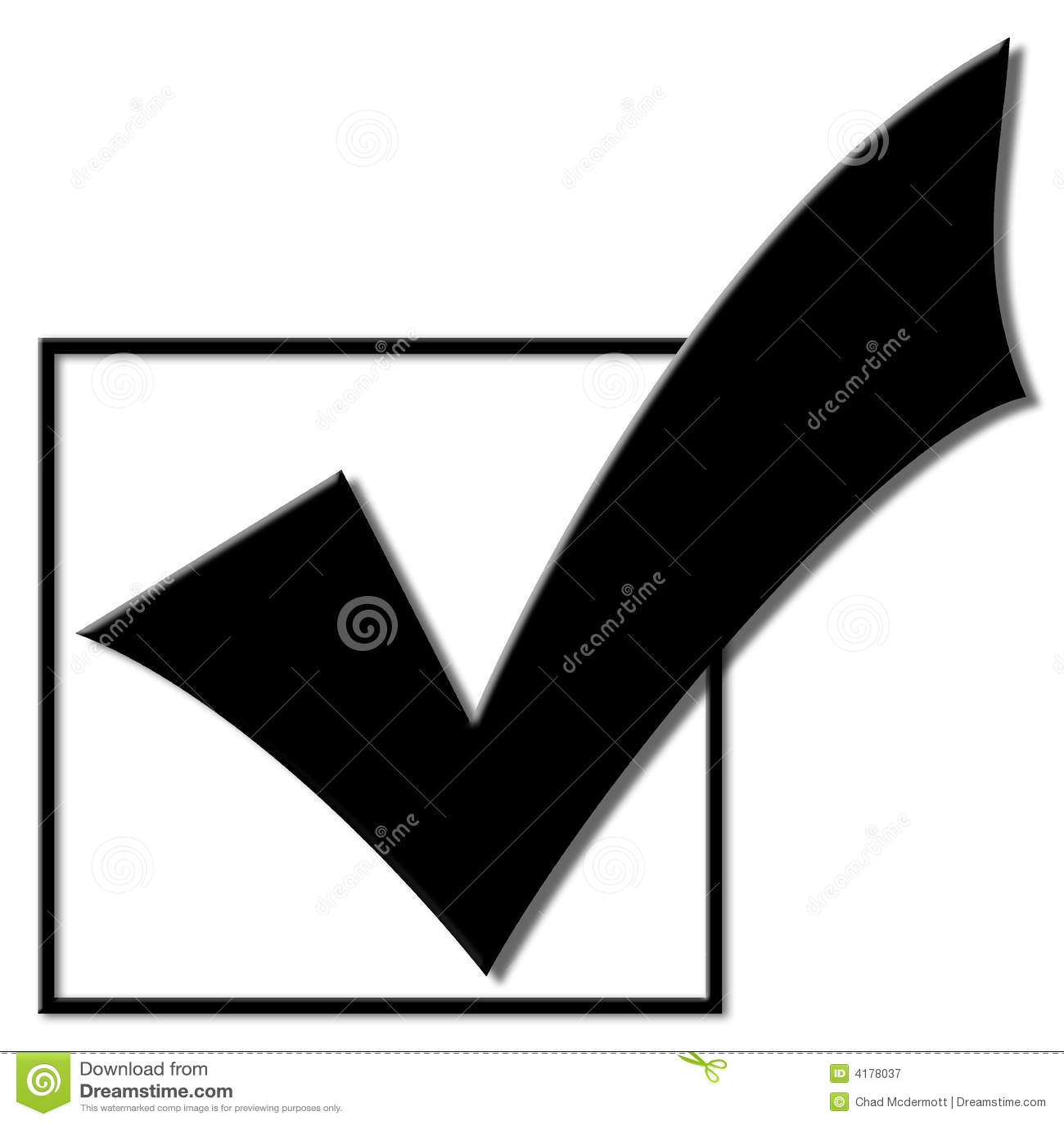 复选标记投票