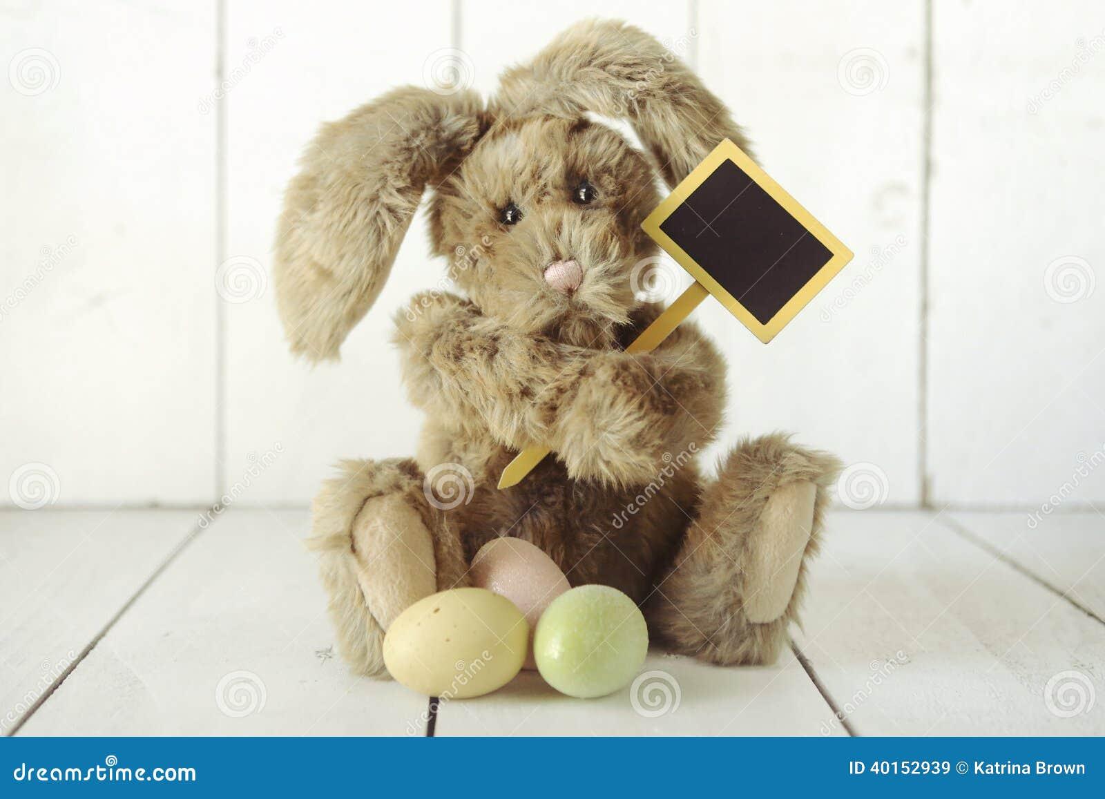 复活节兔子主题的假日场合图象