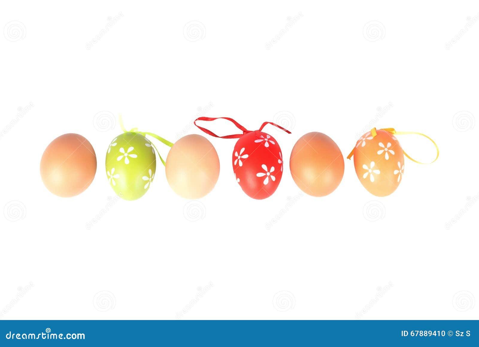 复活节彩蛋查出白色