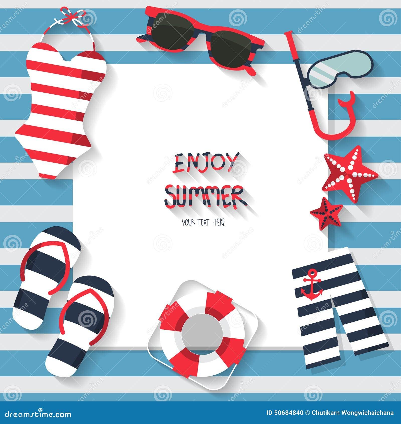 Download 夏天背景 向量例证. 插画 包括有 看板卡, 销售额, 海洋, 符号, 轻碰, 海运, 图象, 天空, 平面 - 50684840