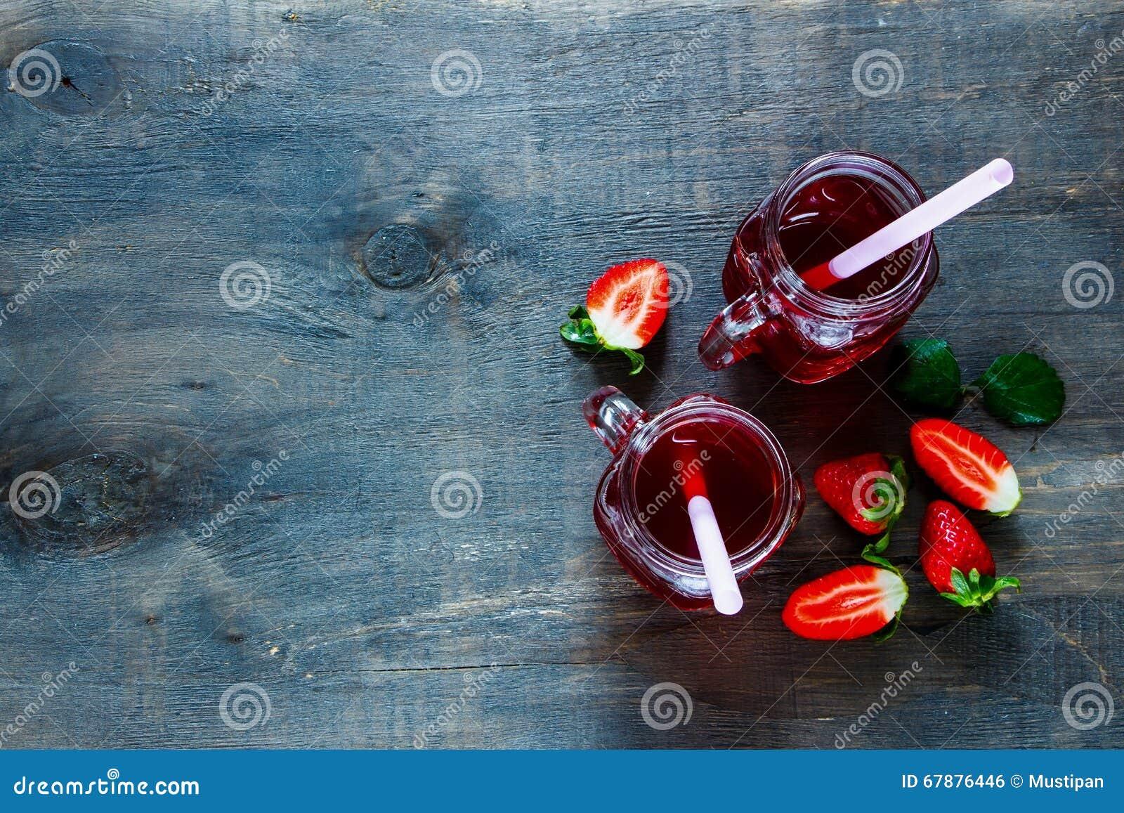 夏天饮料用草莓