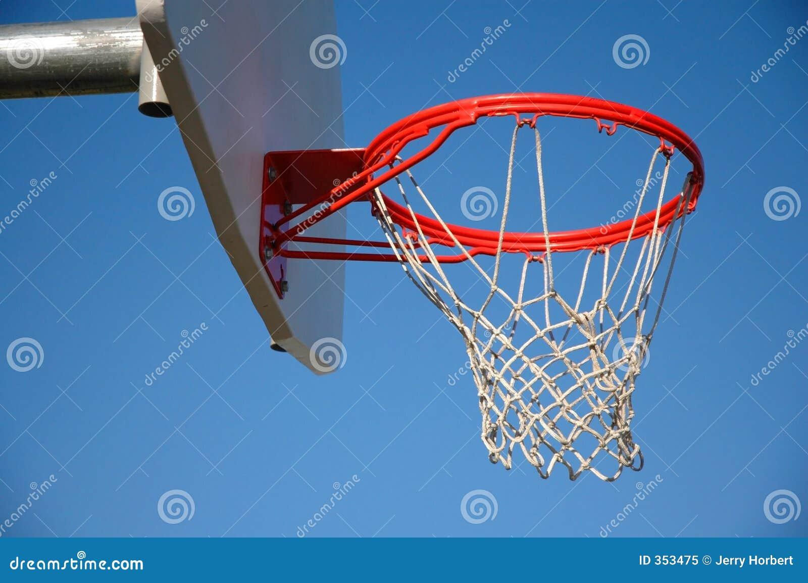 外面篮球篮