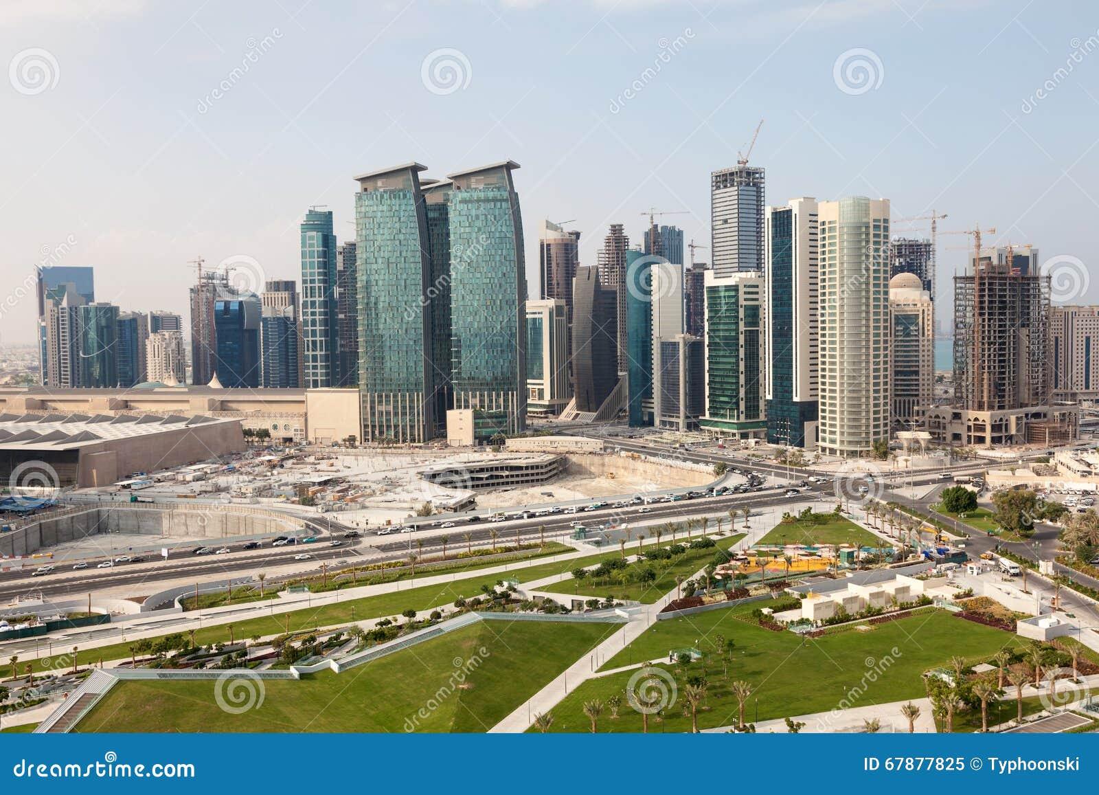 多哈外交地区,卡塔尔