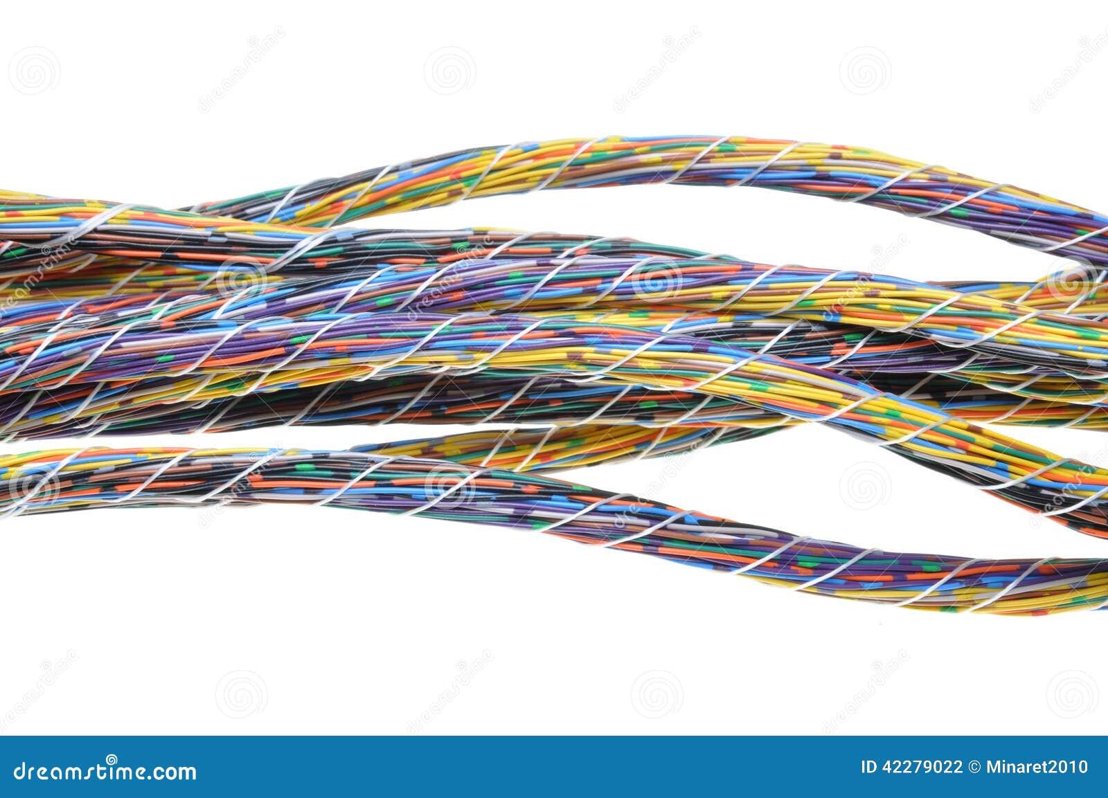多彩多姿的计算机缚住捆绑