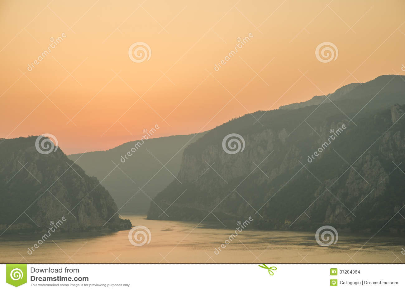 多瑙河峡谷