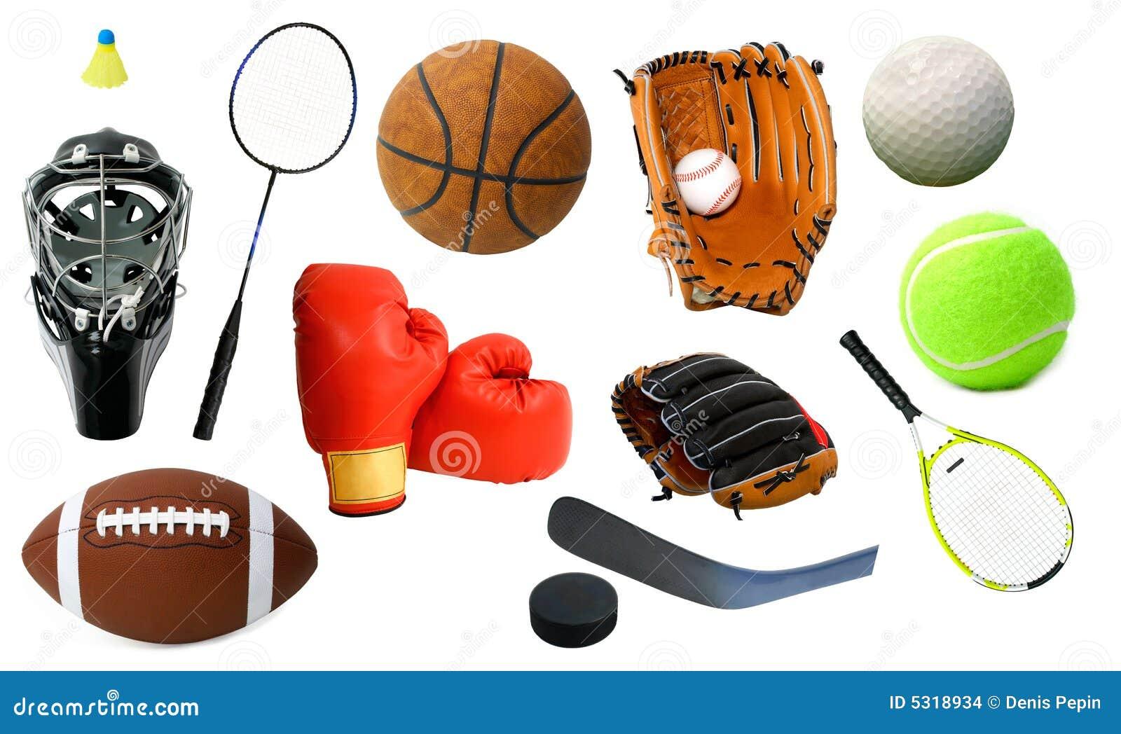 多种项目体育运动