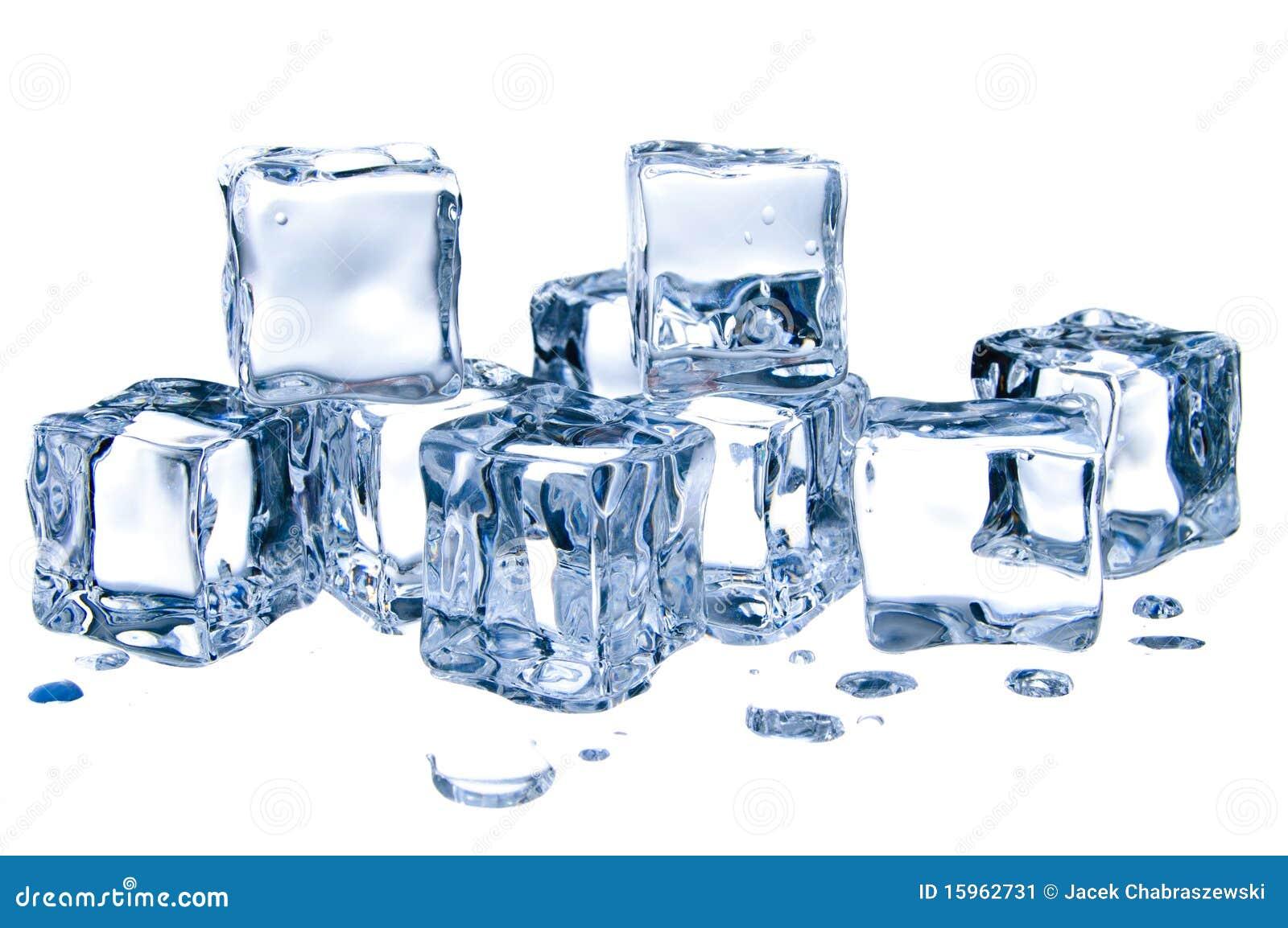 多维数据集冰