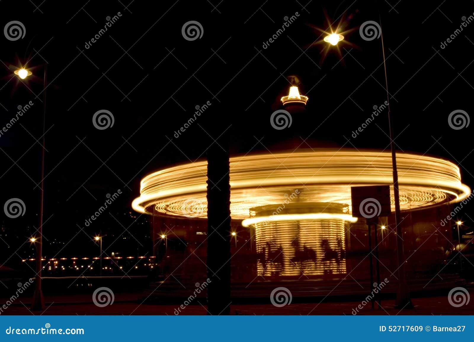 夜在赫诺瓦意大利
