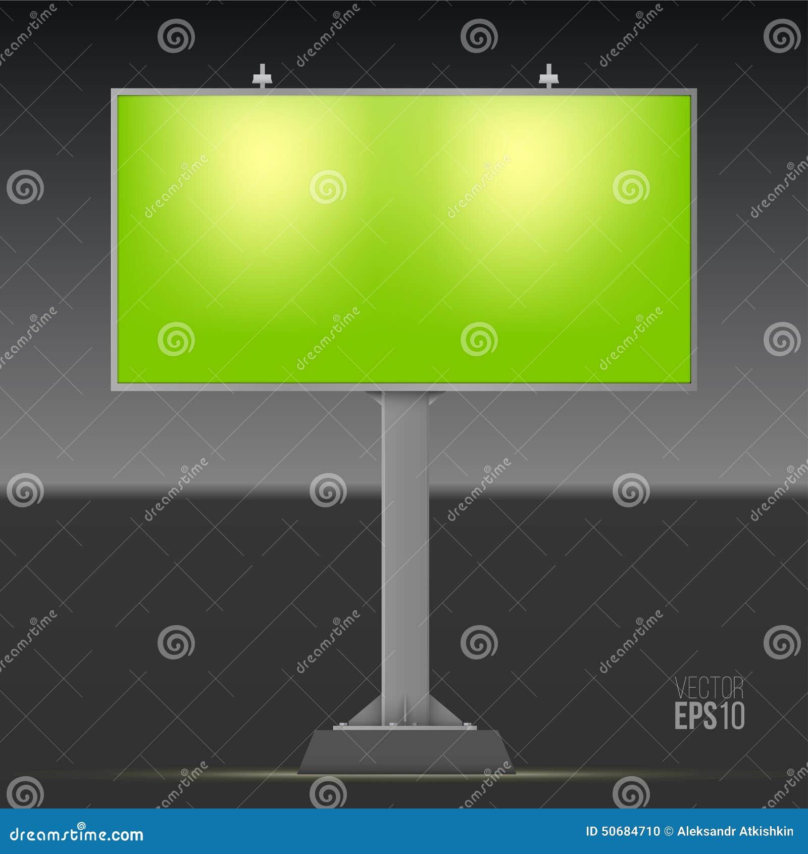 Download 夜广告牌 向量例证. 插画 包括有 城市, 晚上, 发光, 广告, 招贴, 消息, 外部, 登广告者做广告 - 50684710
