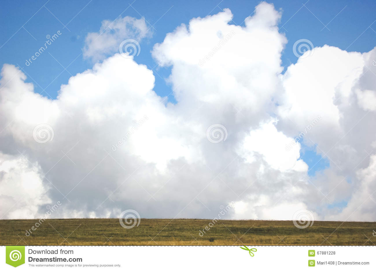 大云彩和领域
