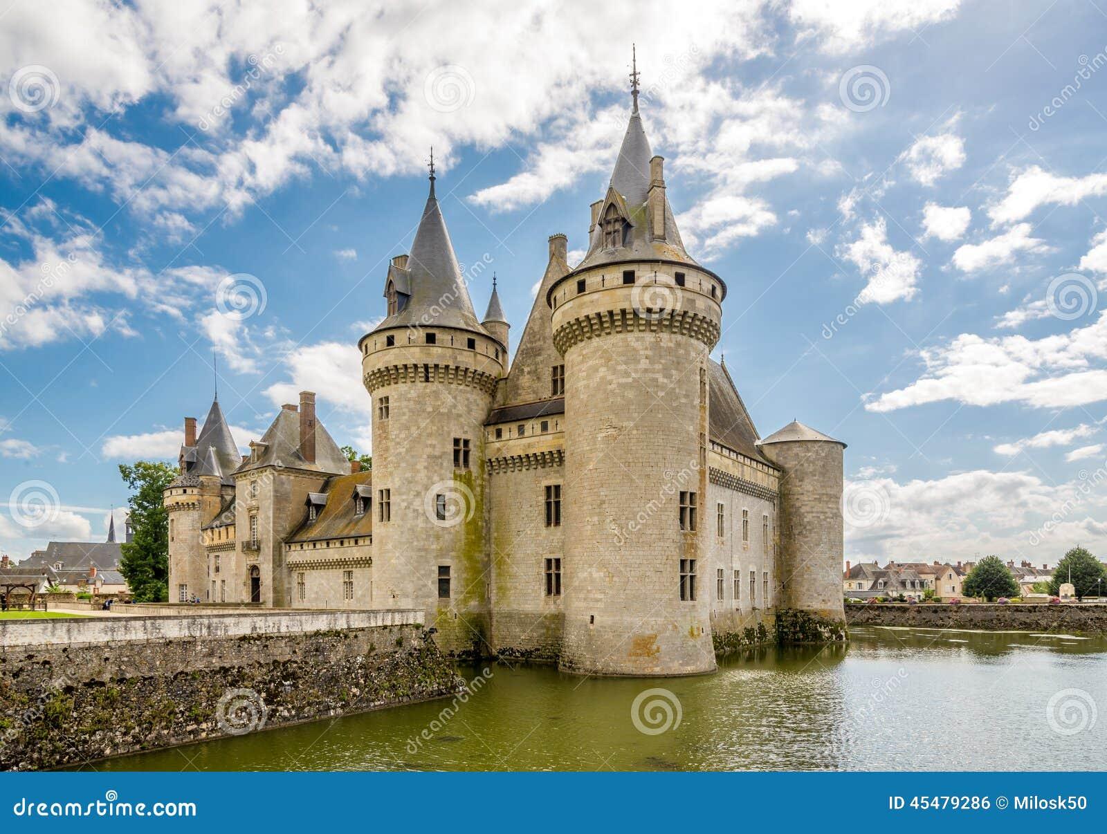 大别墅玷污sur卢瓦尔河