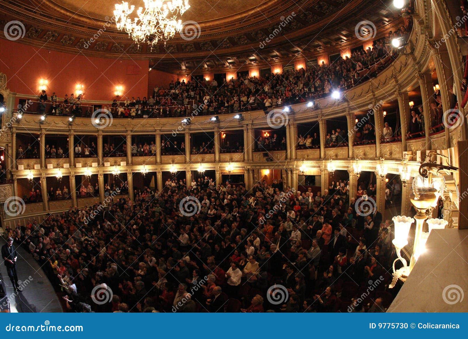 大厅国民歌剧