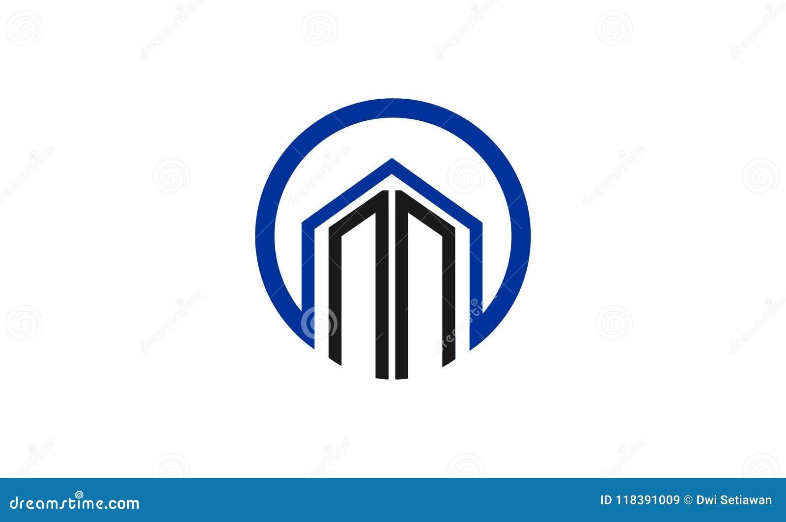 大厦商标设计