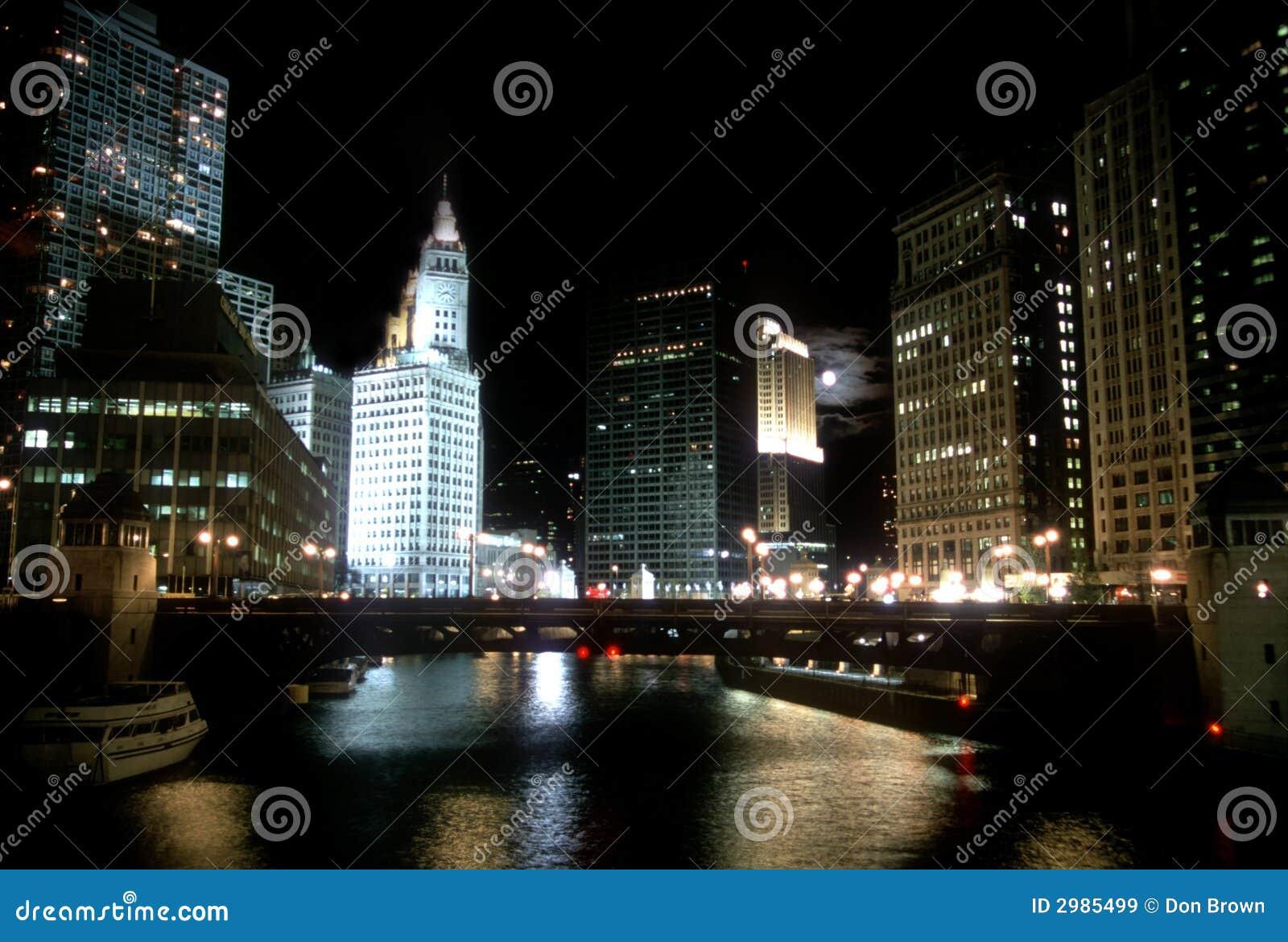 大厦芝加哥里格利