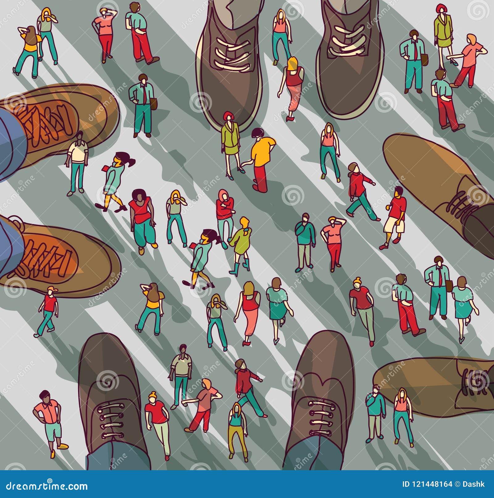 大和小企业商人大小组人民