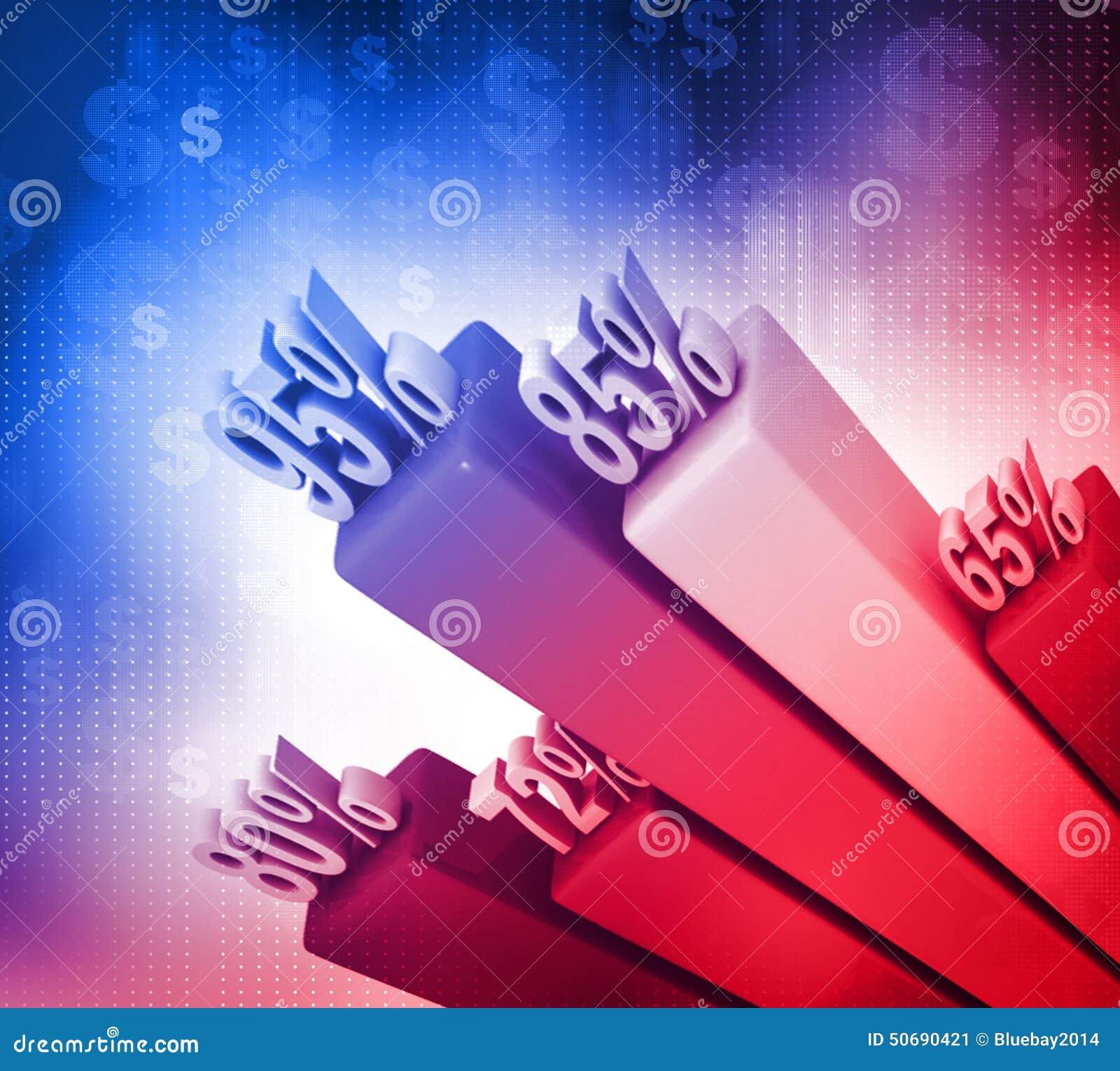 Download 大图形市场计算股票 库存例证. 插画 包括有 信函, 货币, 计划, 商务, 资金, 赊帐, 商业, 投资 - 50690421