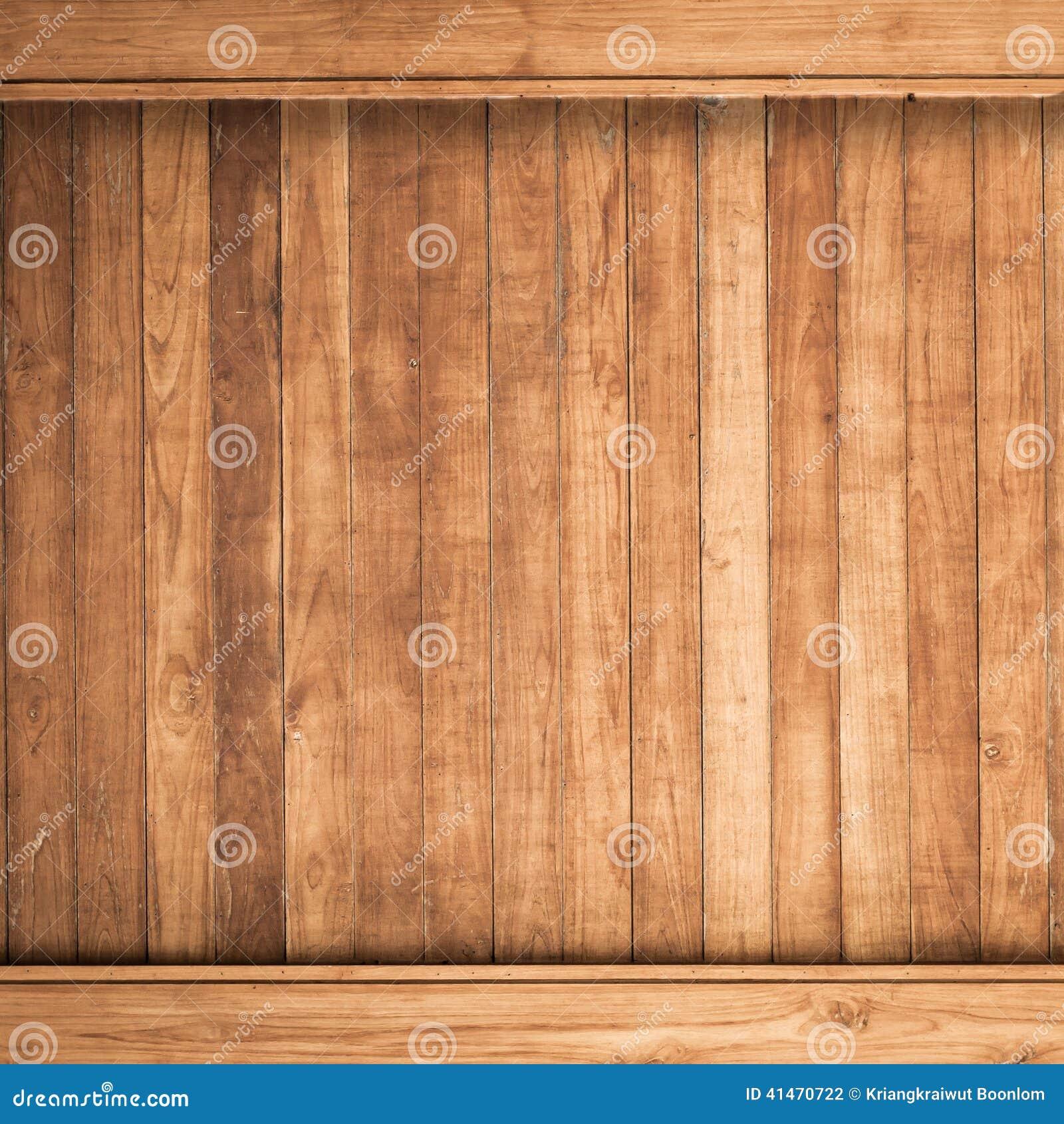 大布朗木板条墙壁纹理背景
