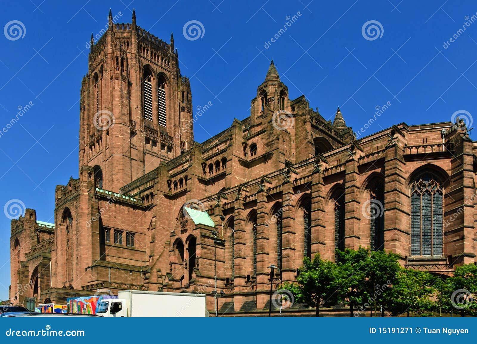 大教堂利物浦