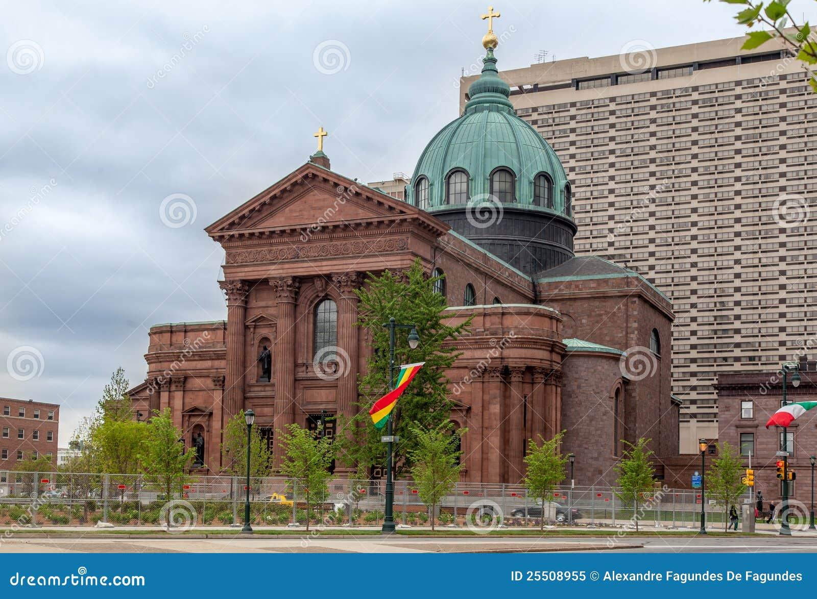 大教堂大教堂保罗・彼得・费城st
