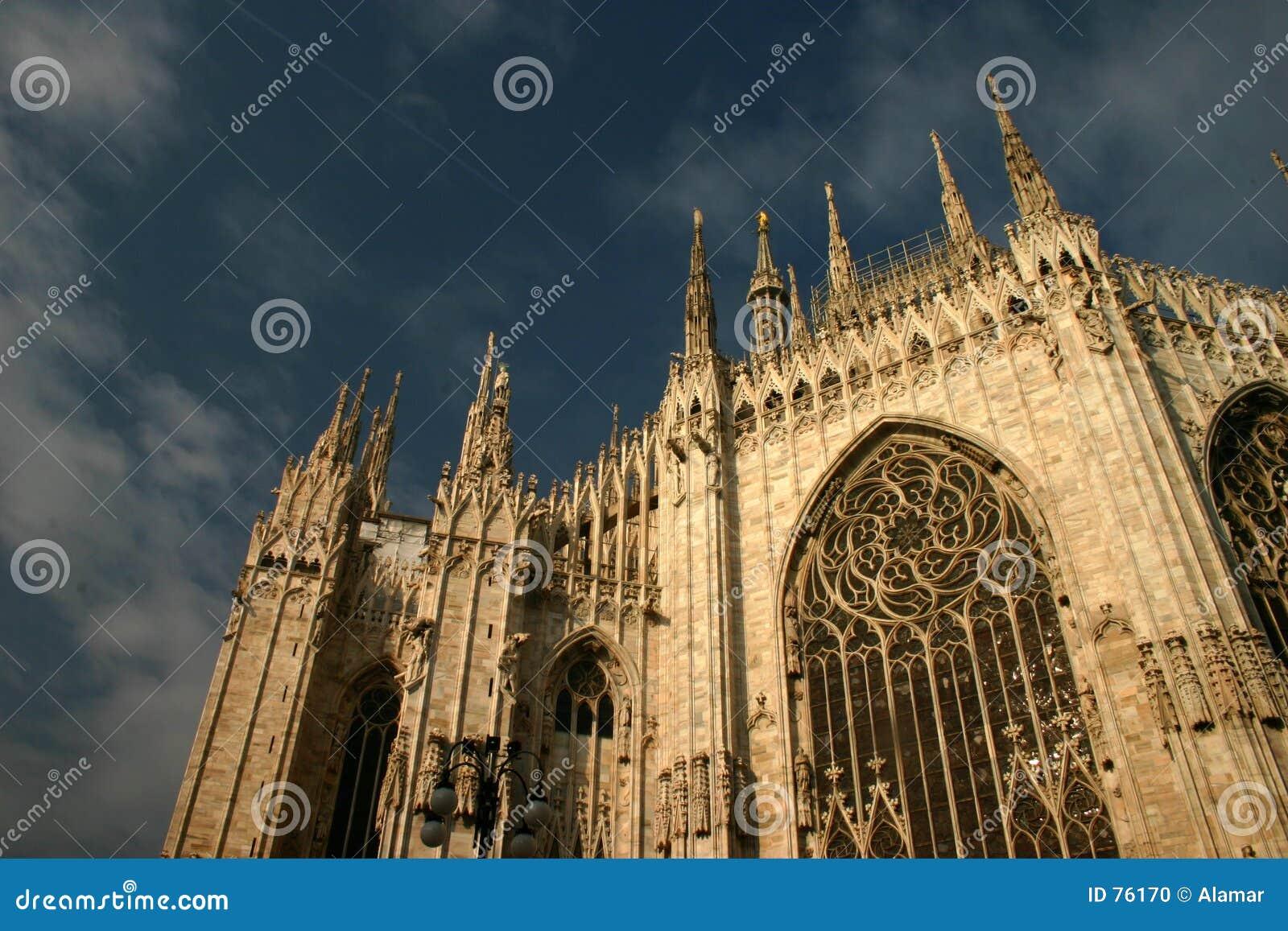 大教堂米兰