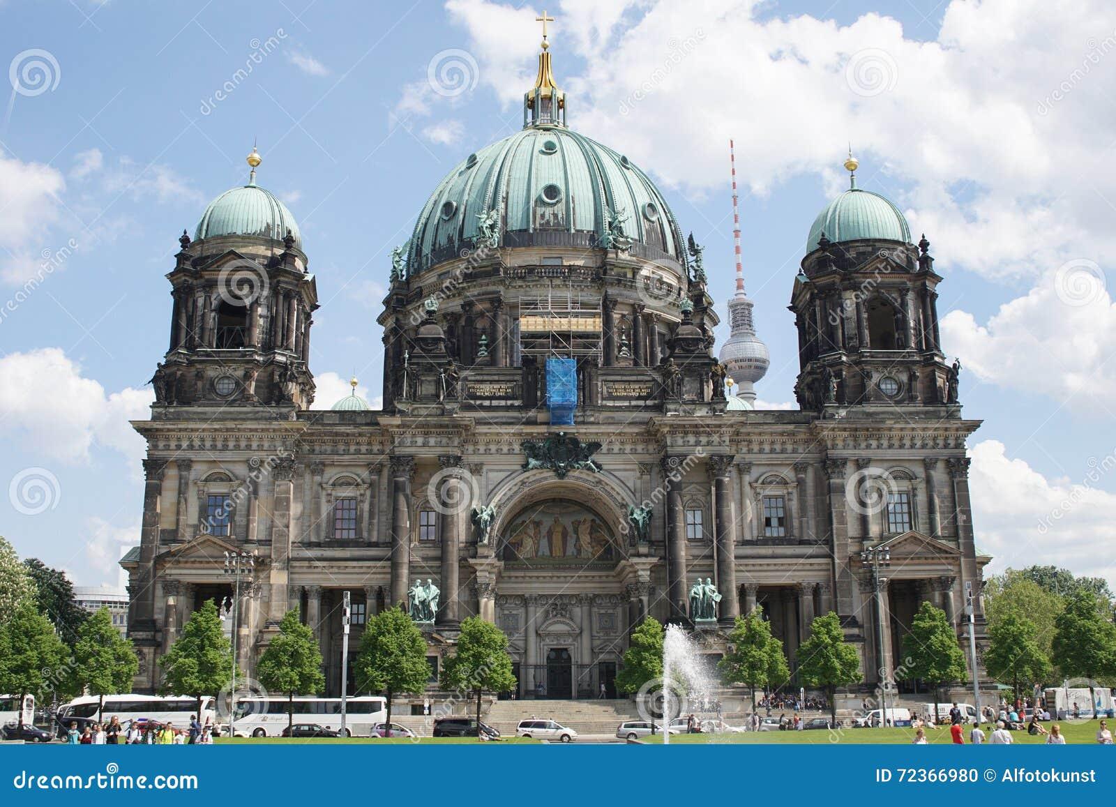 大教堂,柏林,德国