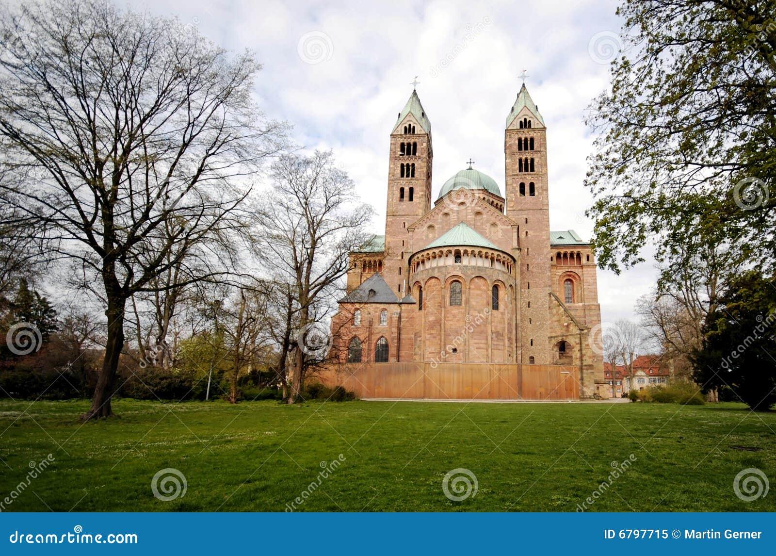 大教堂speyer