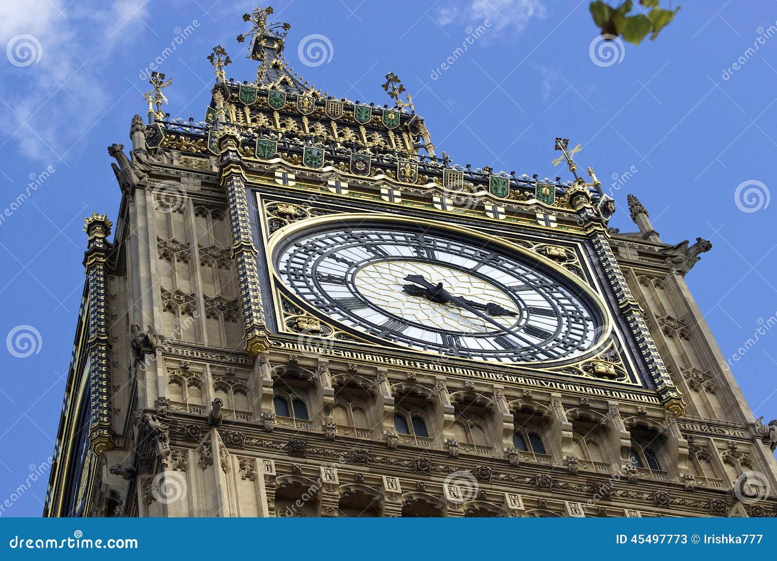大本钟,伦敦