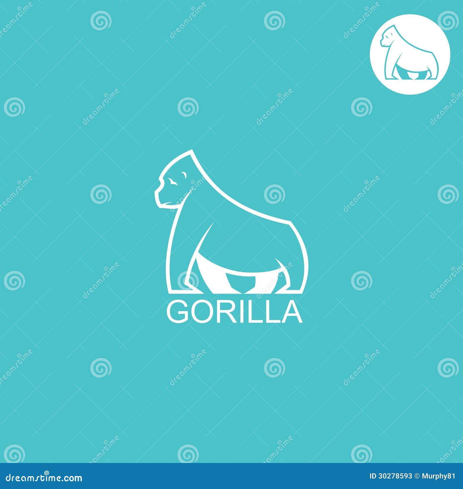 大猩猩标签