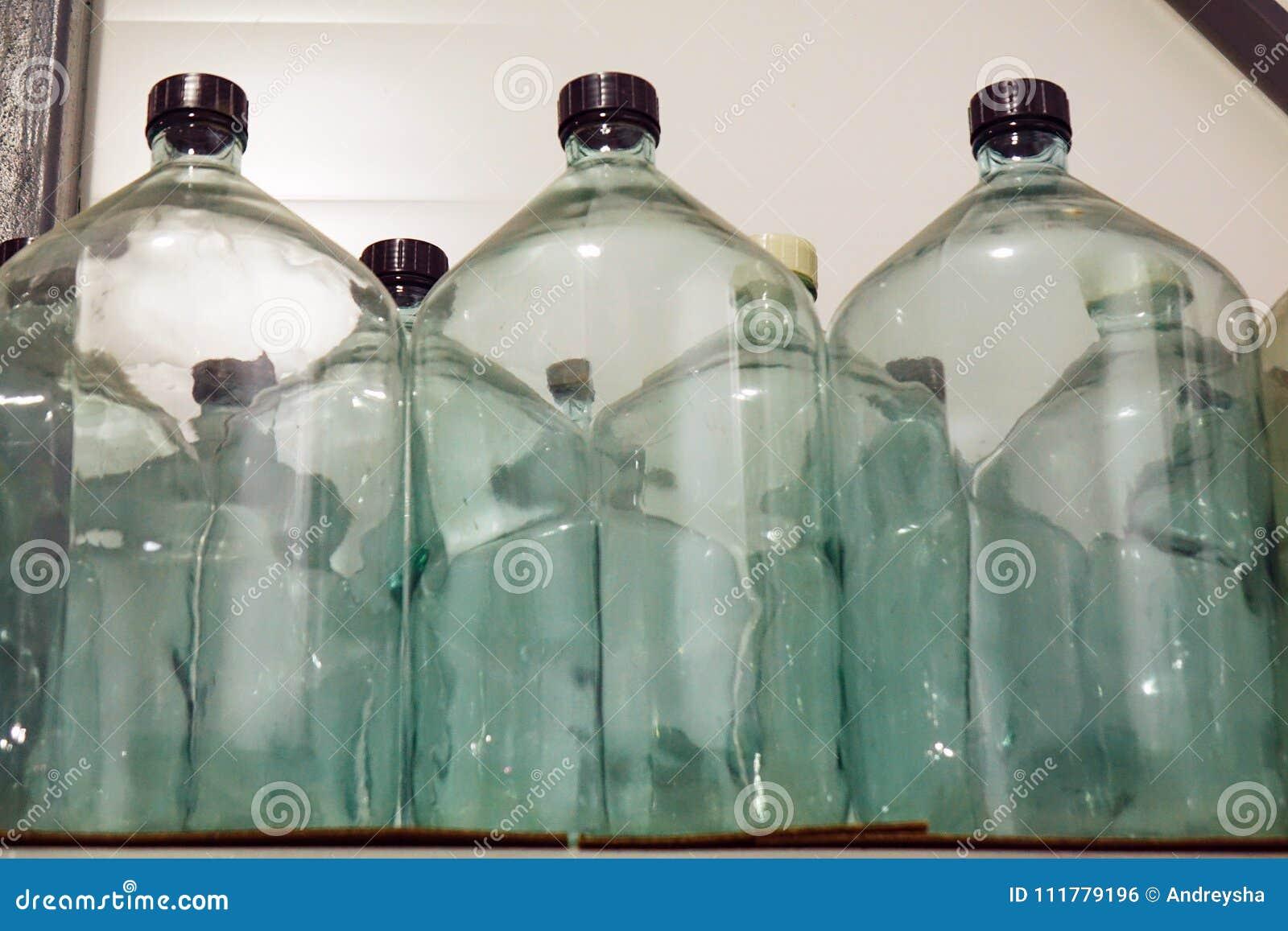 大玻璃瓶 存贮