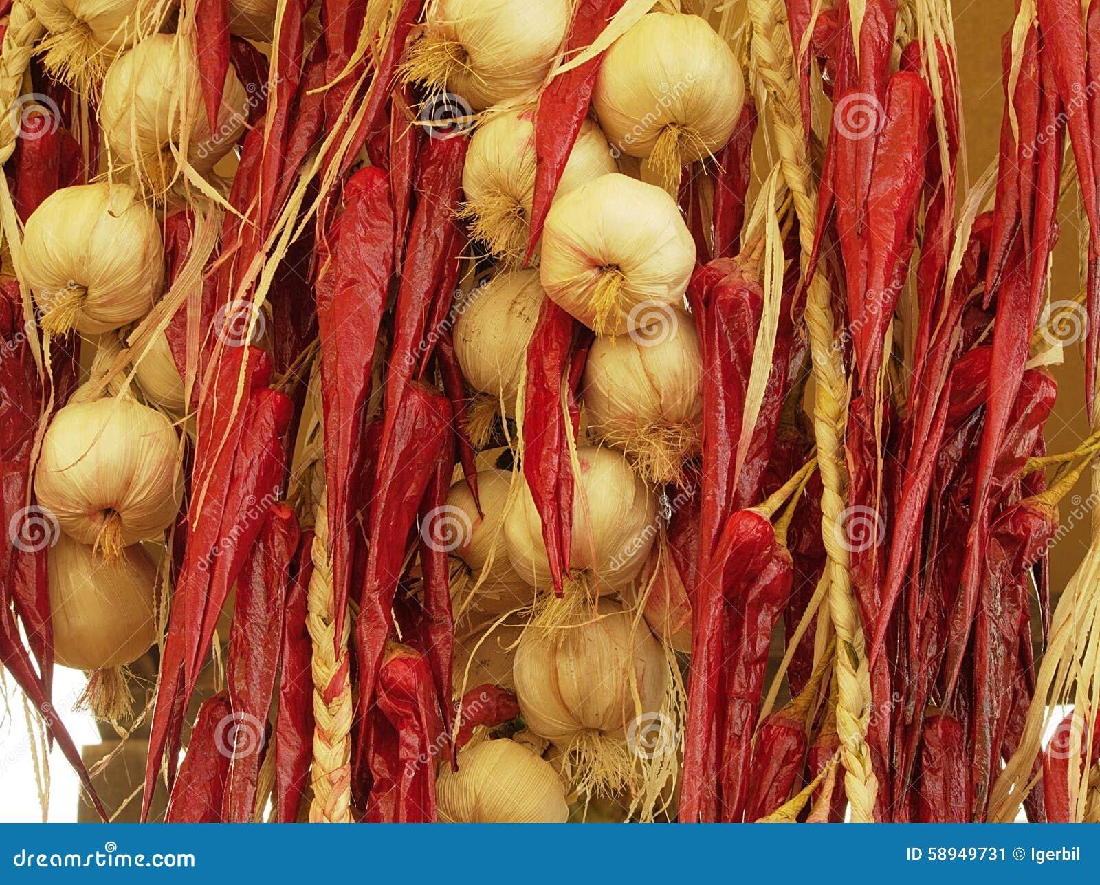 大蒜&胡椒