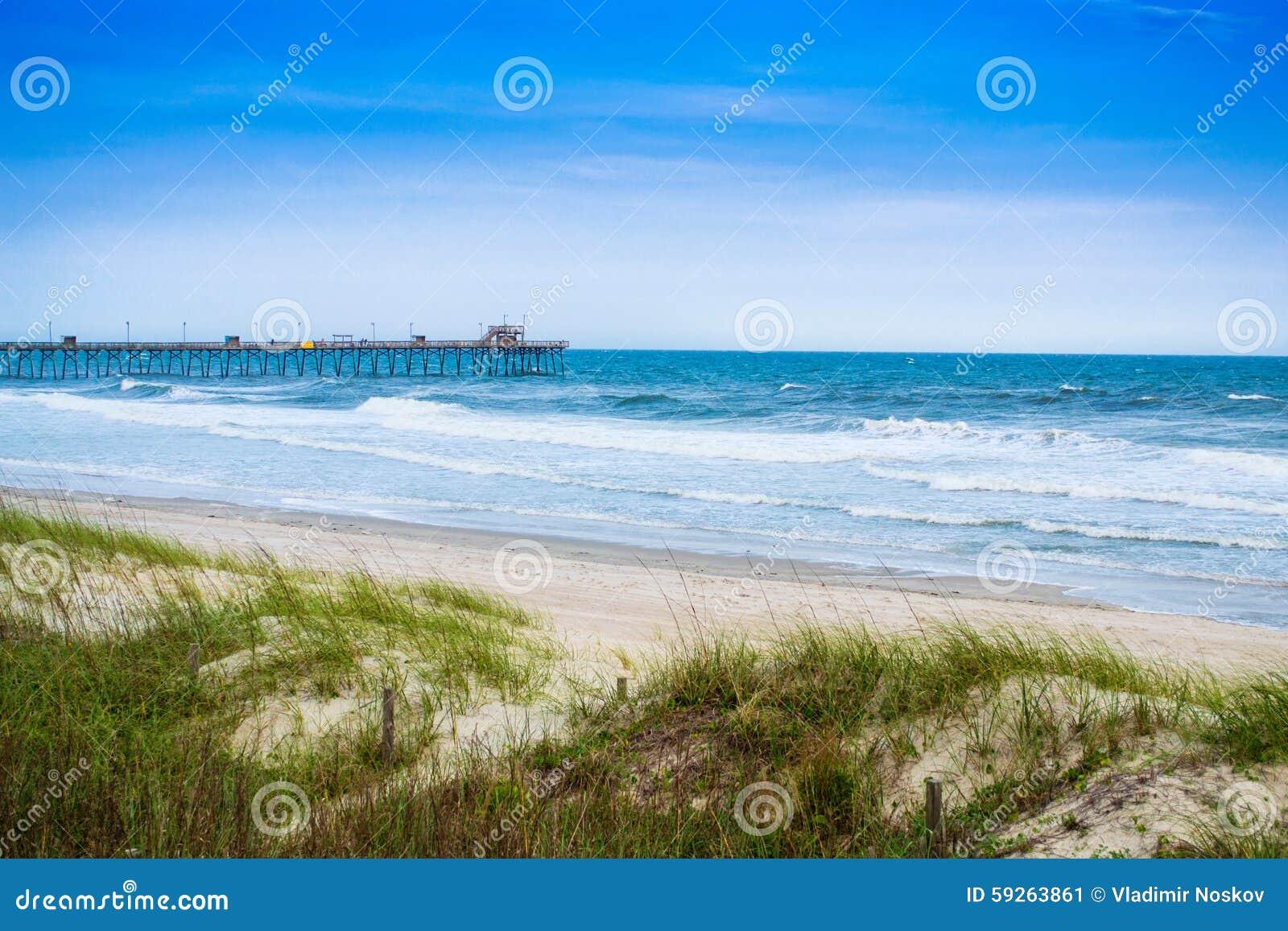 大西洋的风景