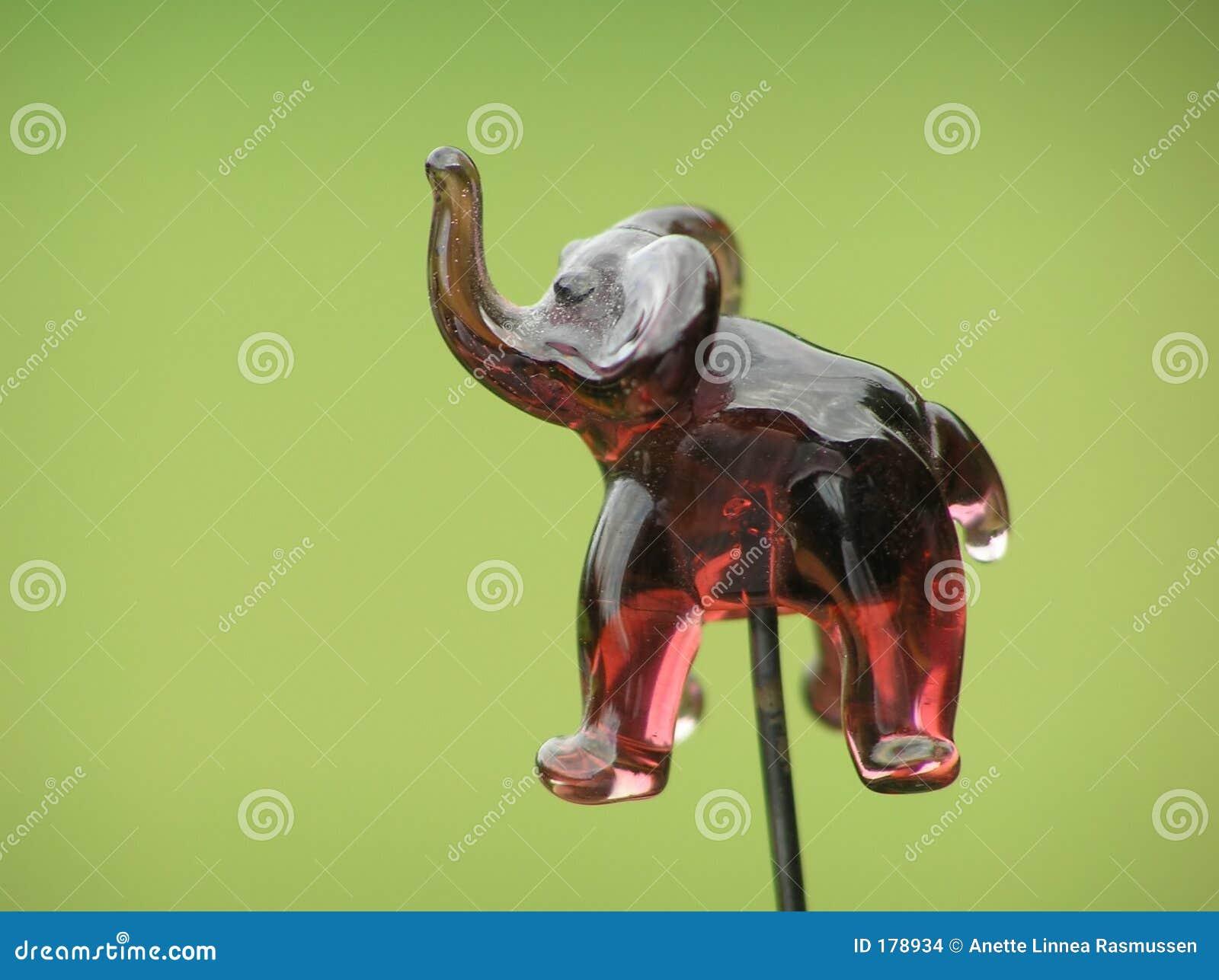 大象顶头针