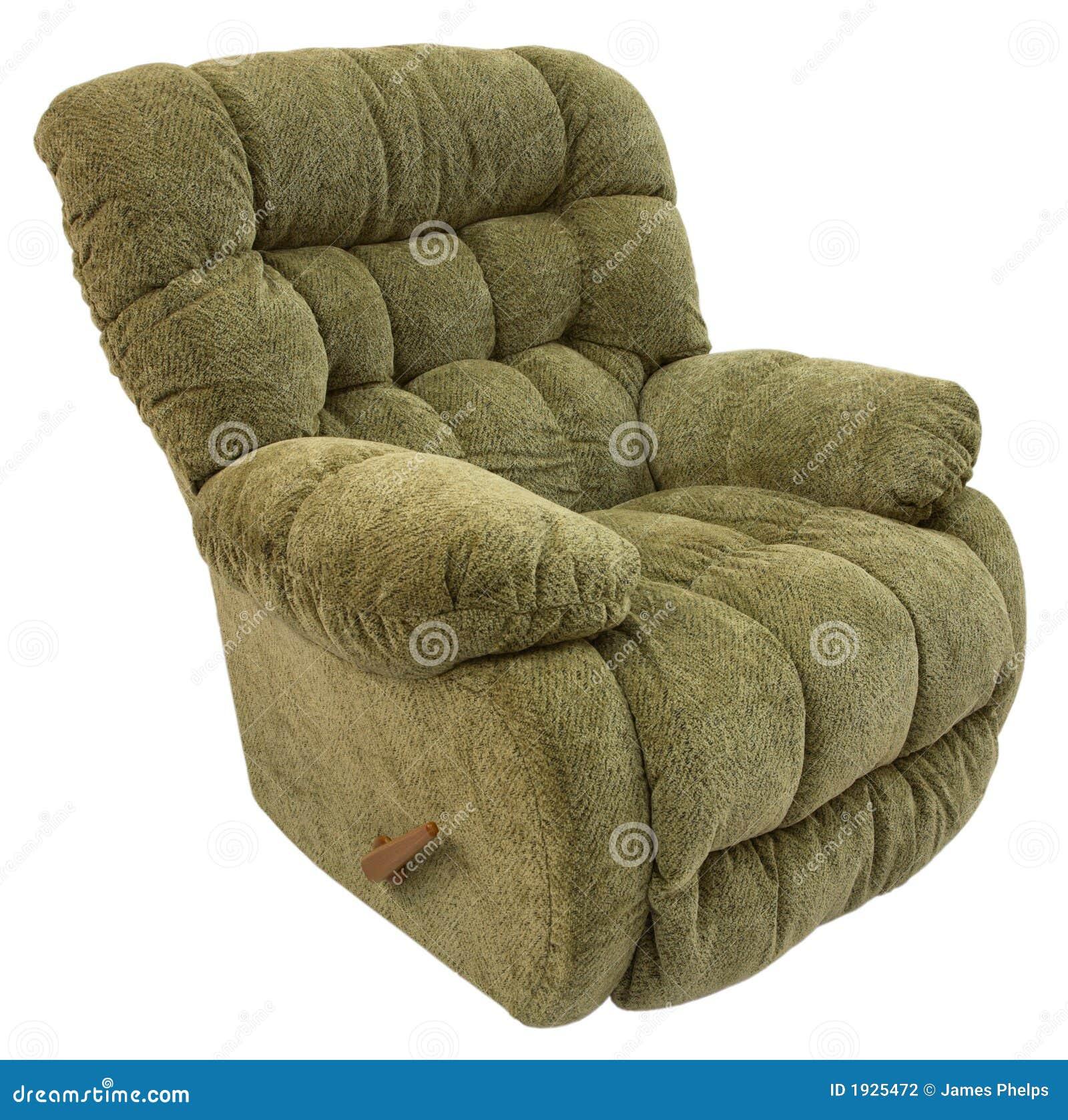 大长毛绒可躺式椅摇摆物