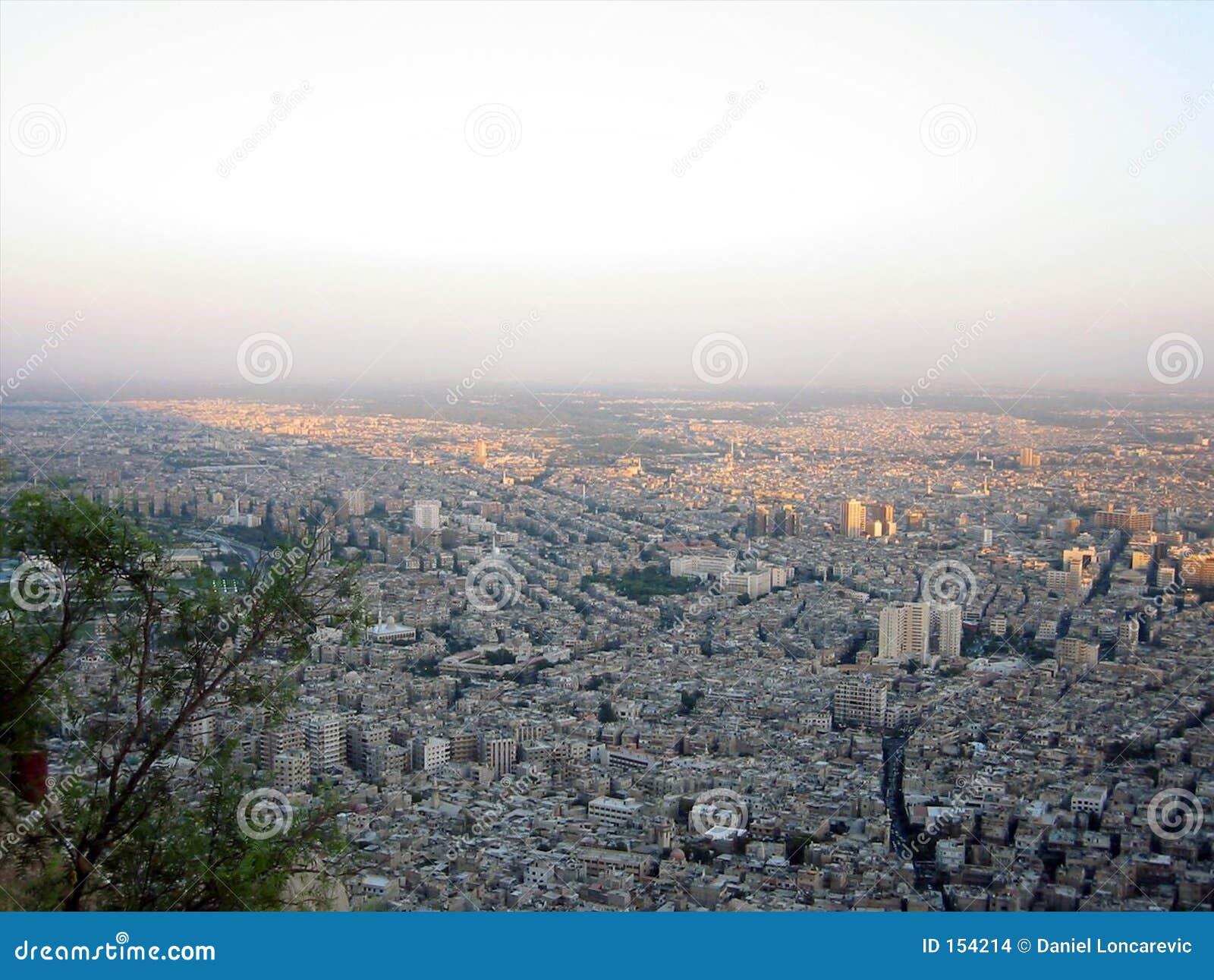 大马士革视图