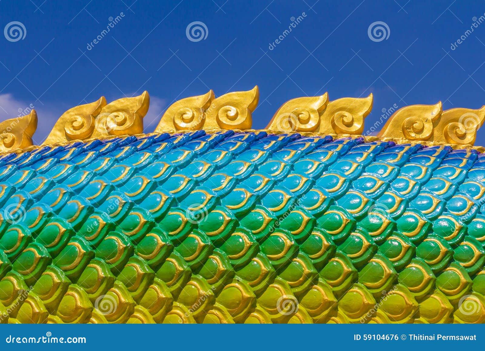 大鳞状纳卡人蛇