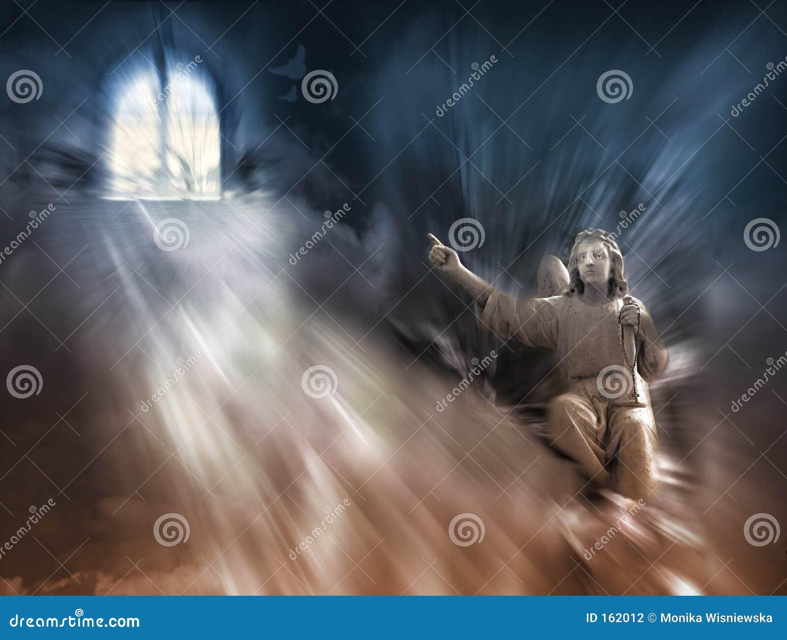天使天堂宗教信仰