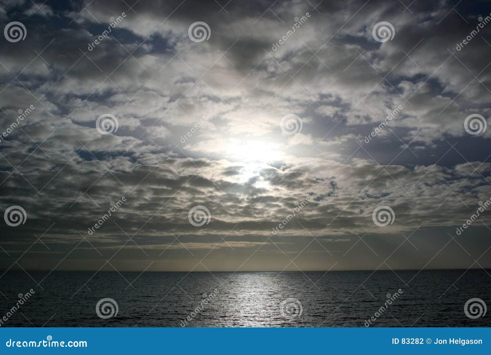 天堂般的光