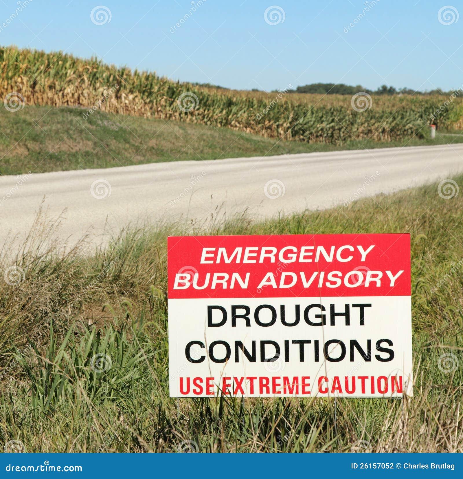 天旱适应有建议性符号
