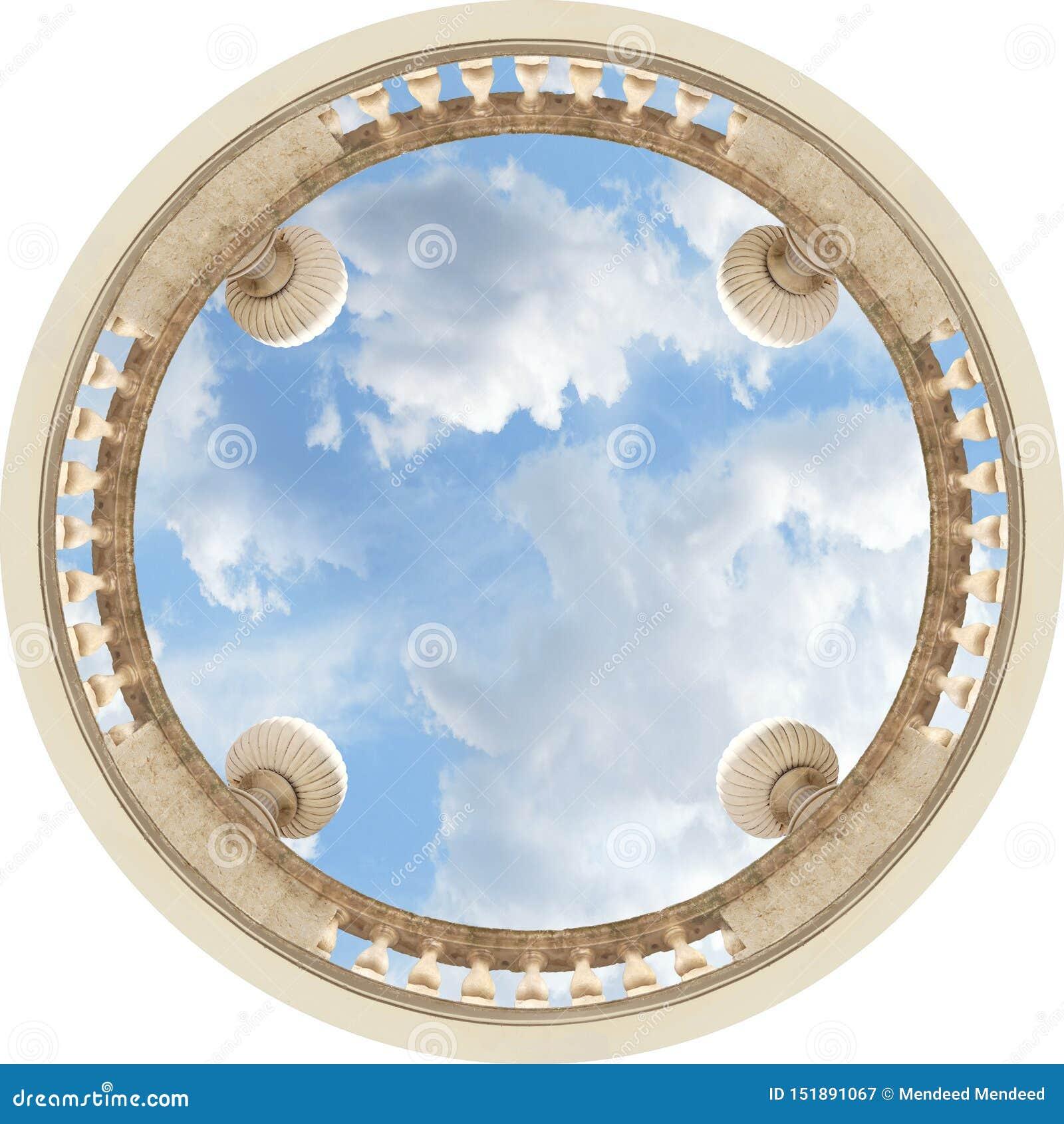 天空的天花板