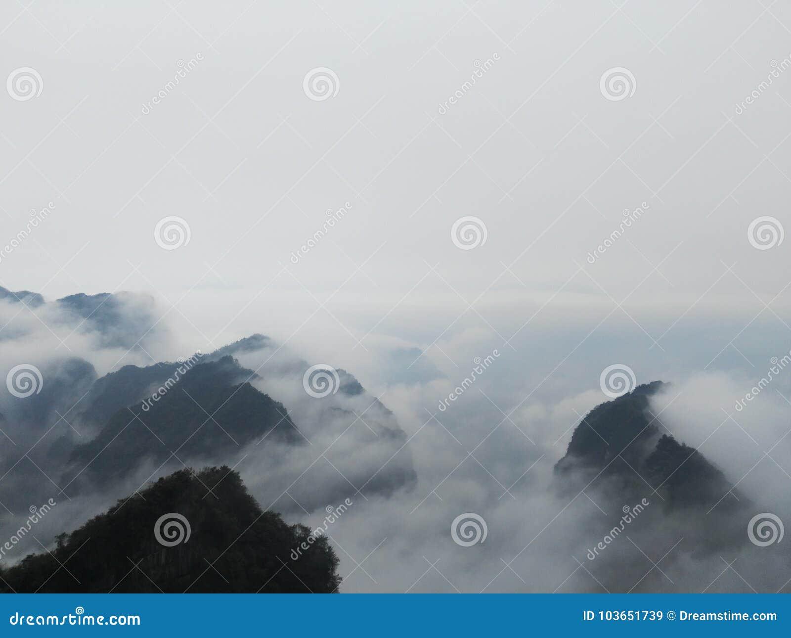 天门妙境,张家界,湖南,中国, Asia〠'