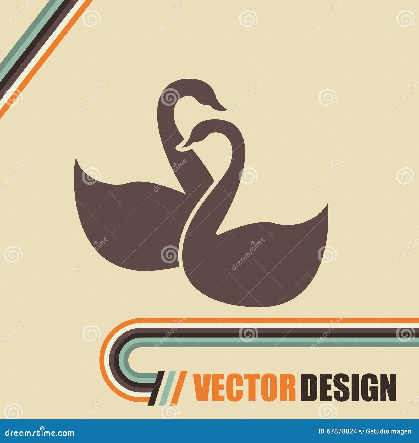 天鹅被隔绝的设计