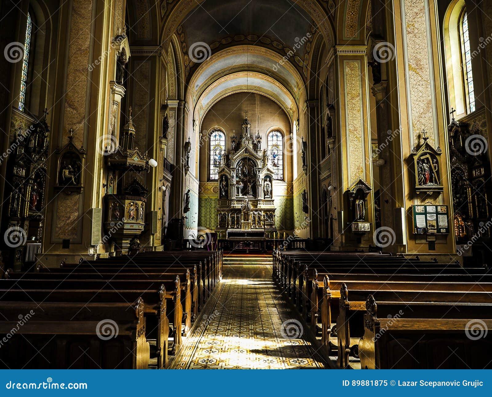 天主教教会内部