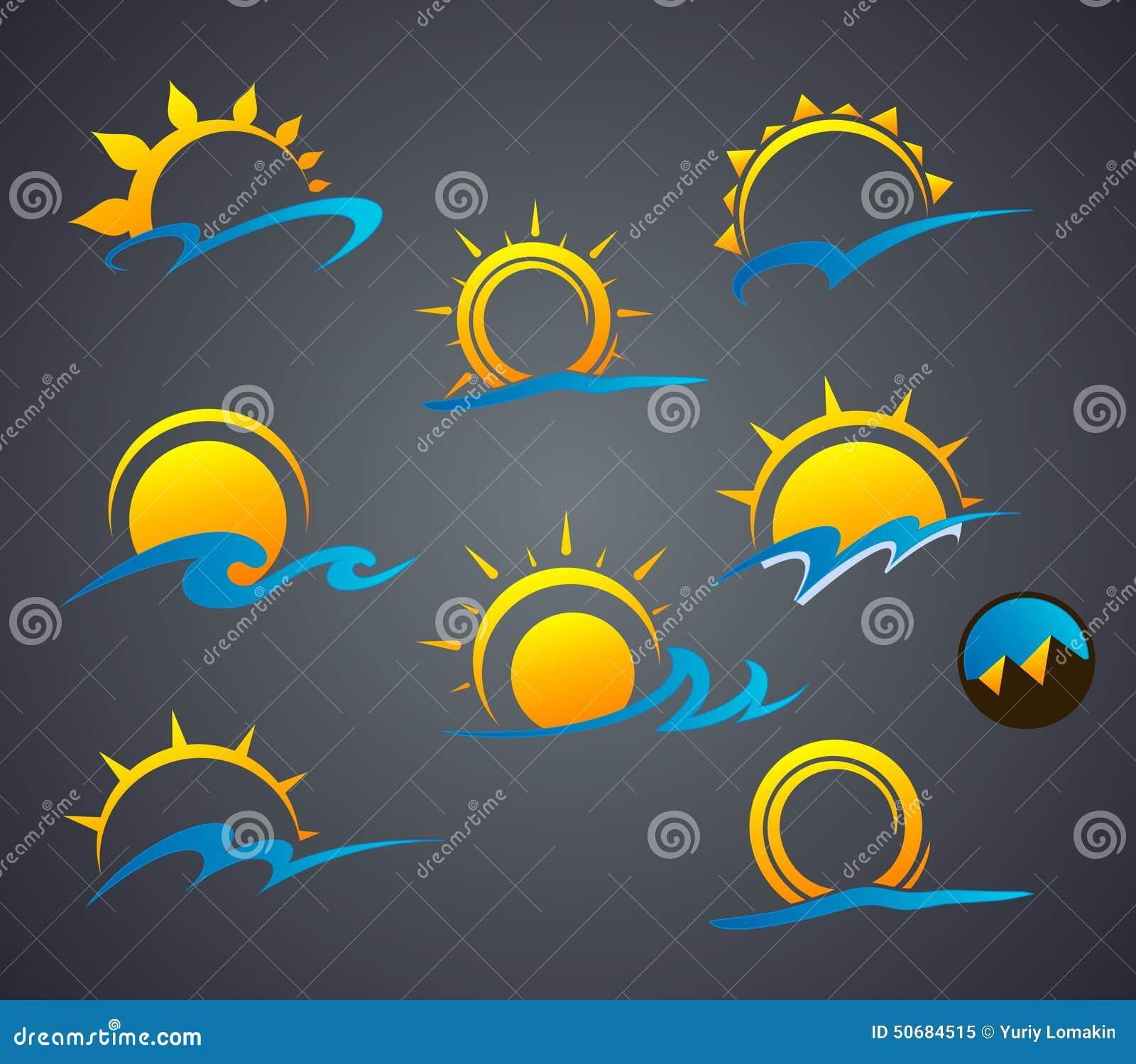 Download 太阳商标 库存例证. 插画 包括有 艺术, 夹子, 海运, 图象, 附庸风雅, 图画, 略写法, 占星术 - 50684515