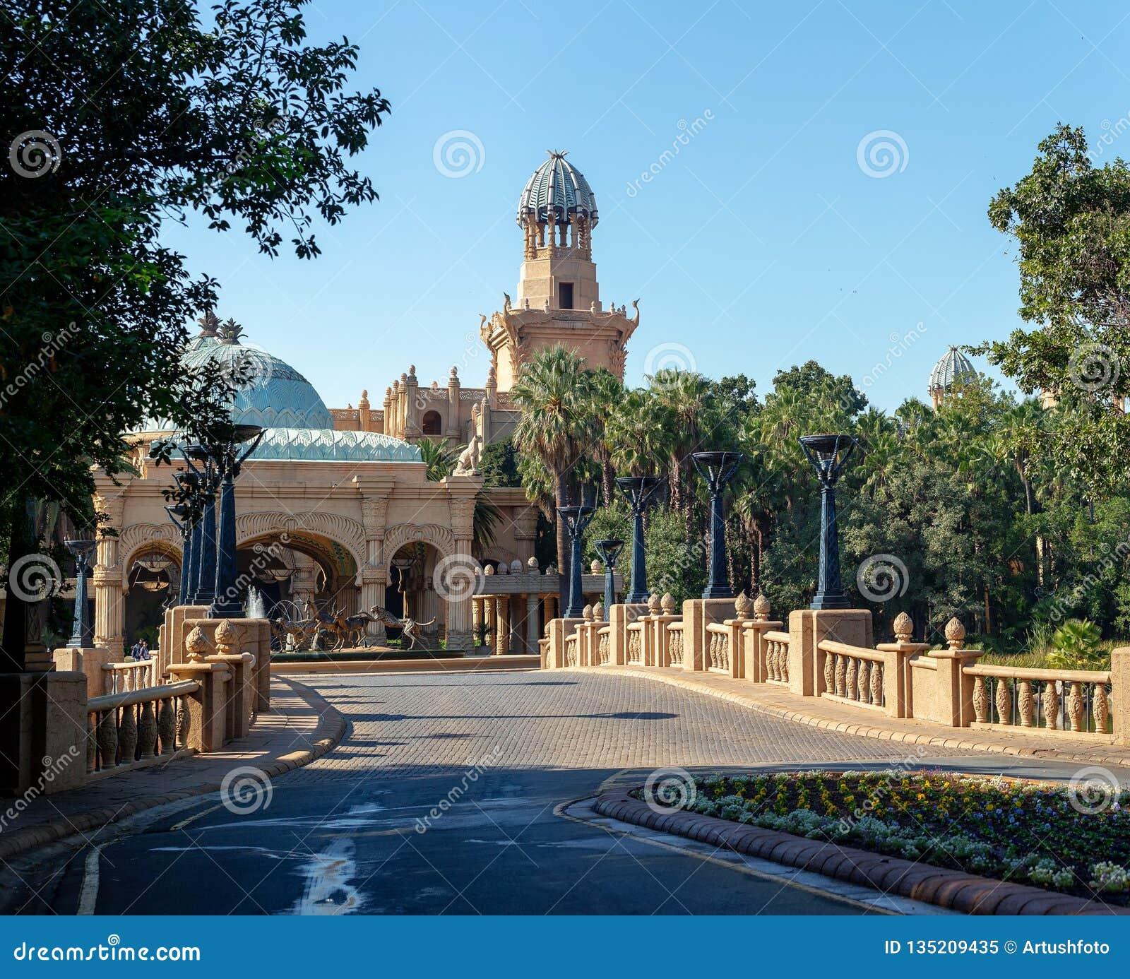 太阳城,失去的城市在南非