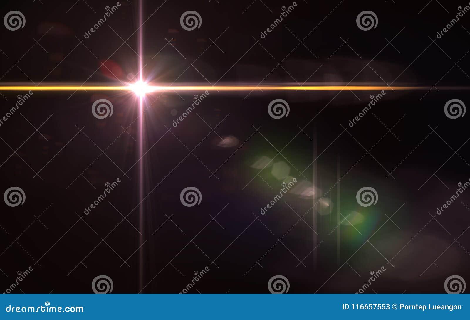 太阳爆炸照明设备火光的抽象图象