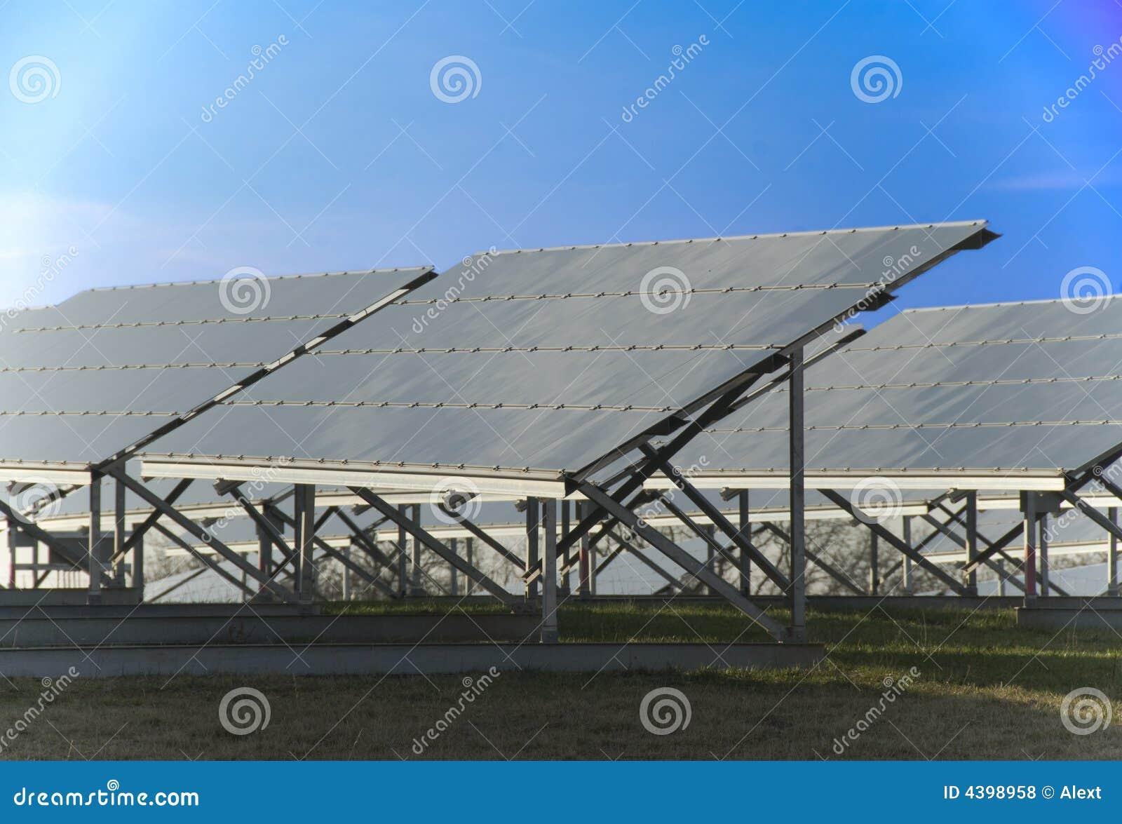 太阳的收集器