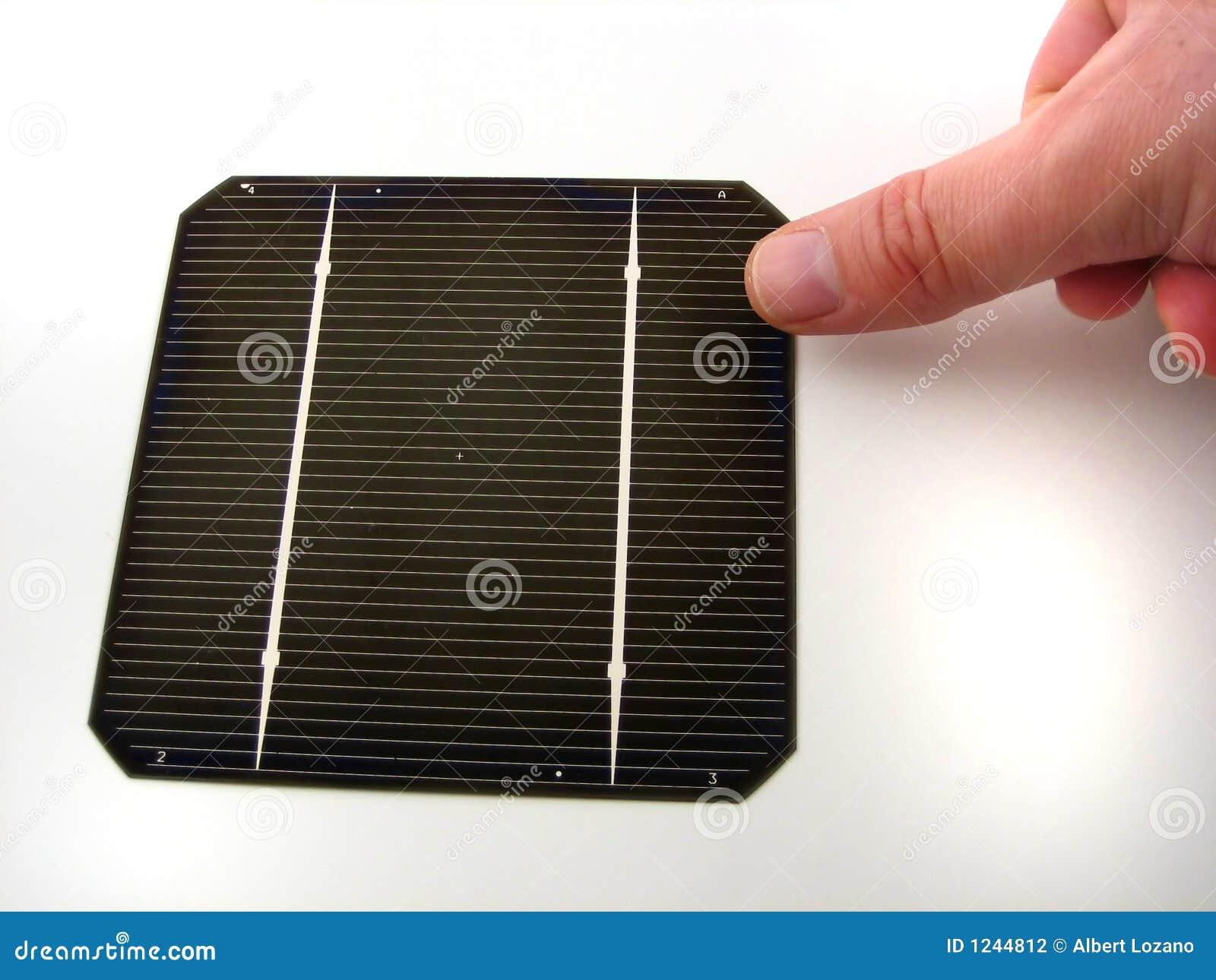 太阳的电池