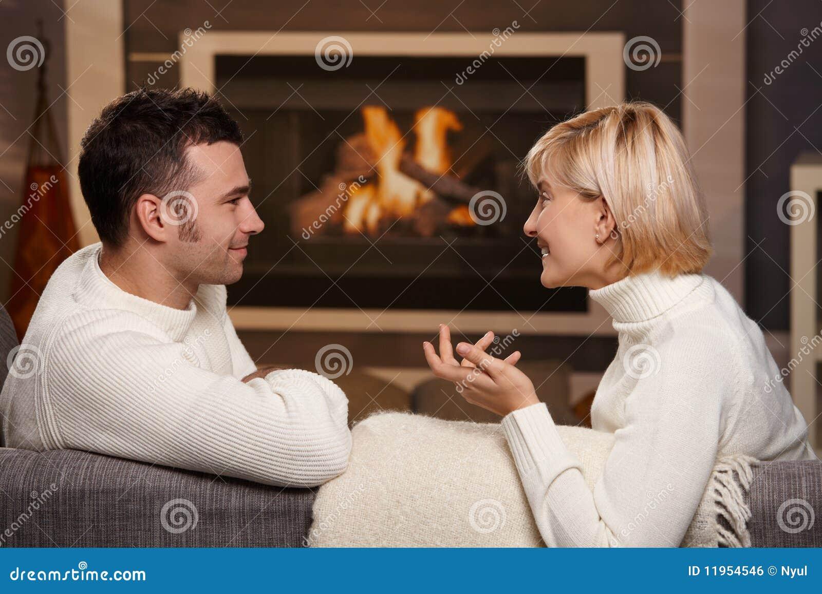 夫妇回家浪漫